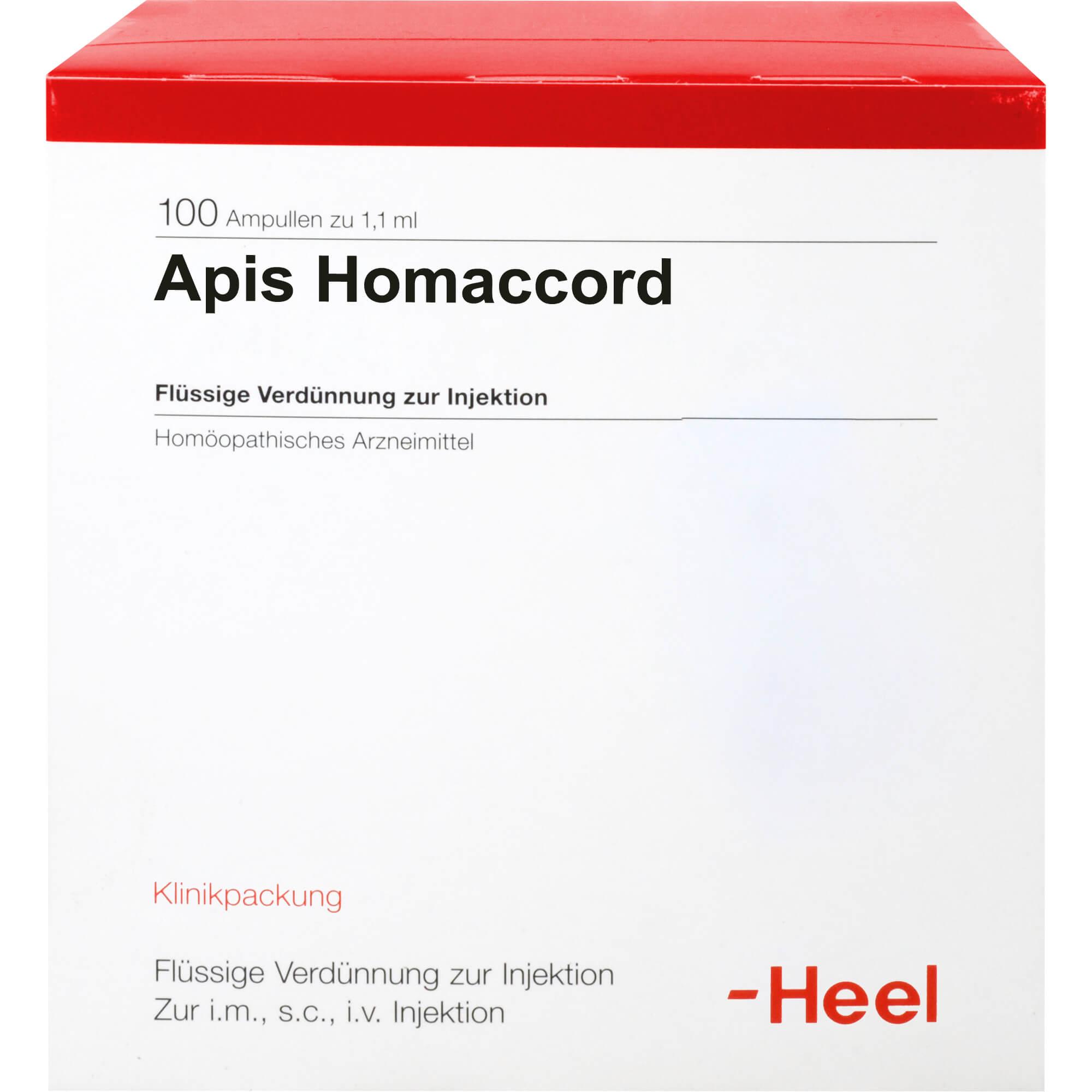 APIS-HOMACCORD-Ampullen