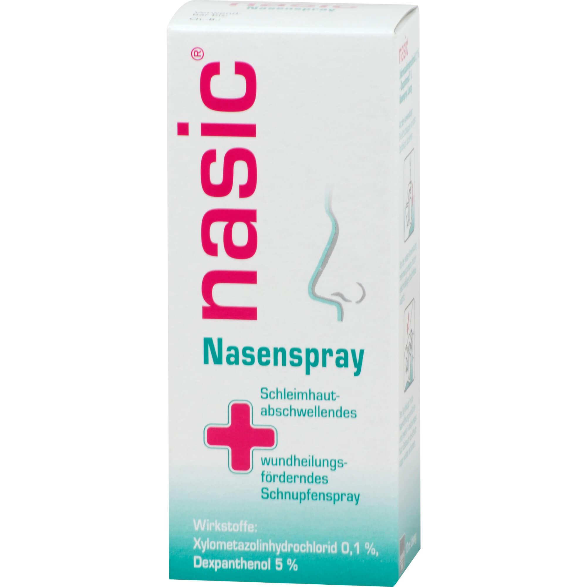 NASIC-Nasenspray