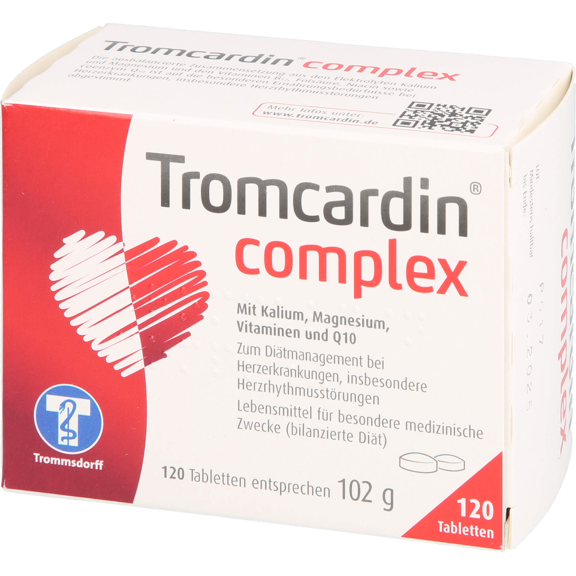 TROMCARDIN-complex-Tabletten