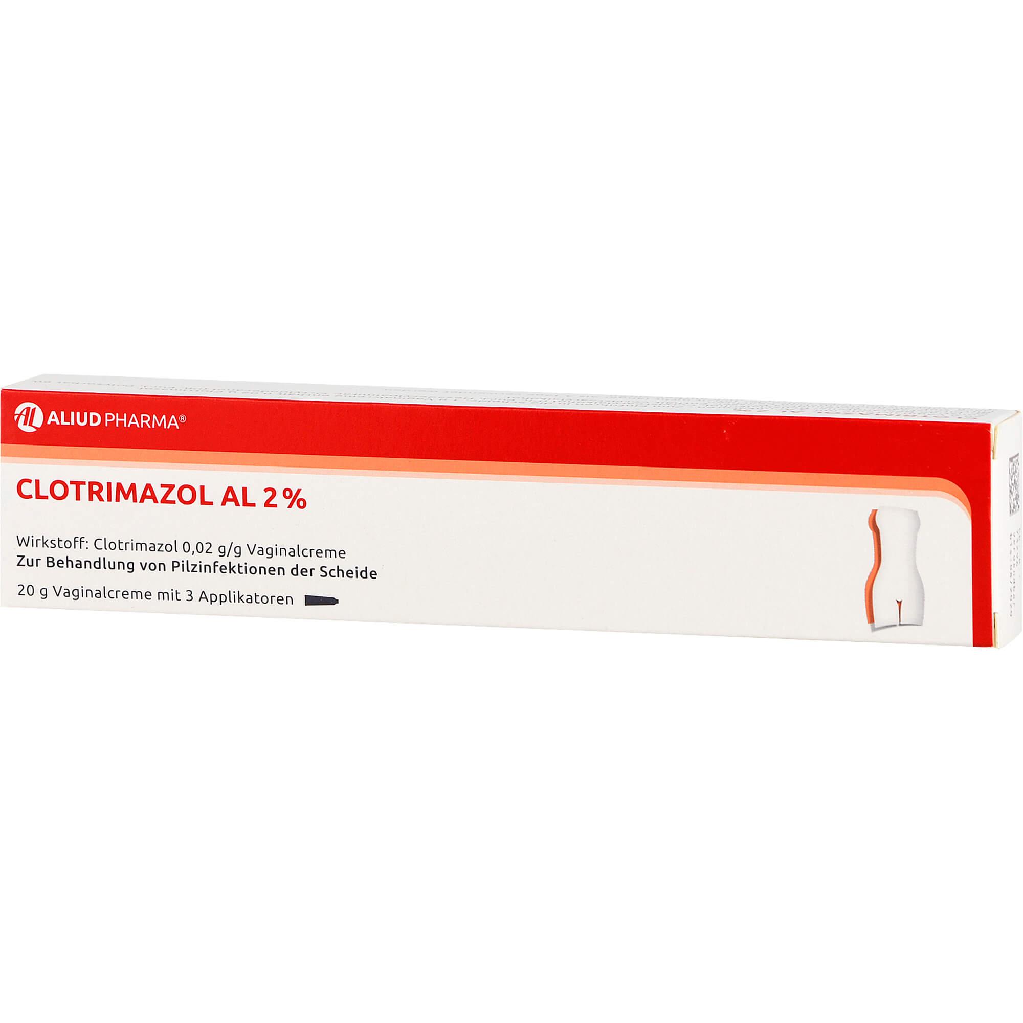 CLOTRIMAZOL-AL-2-Vaginalcreme