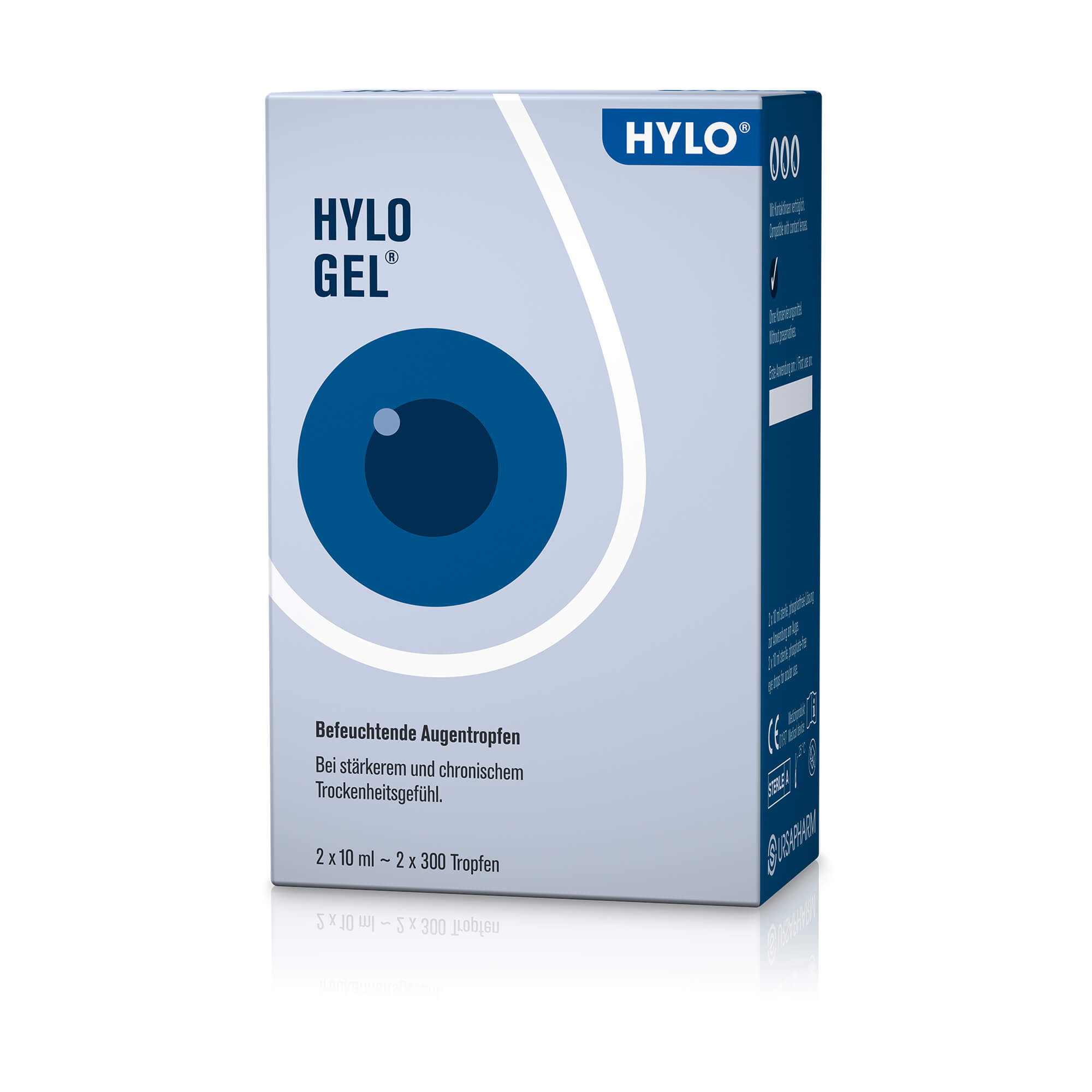HYLO-GEL-Augentropfen