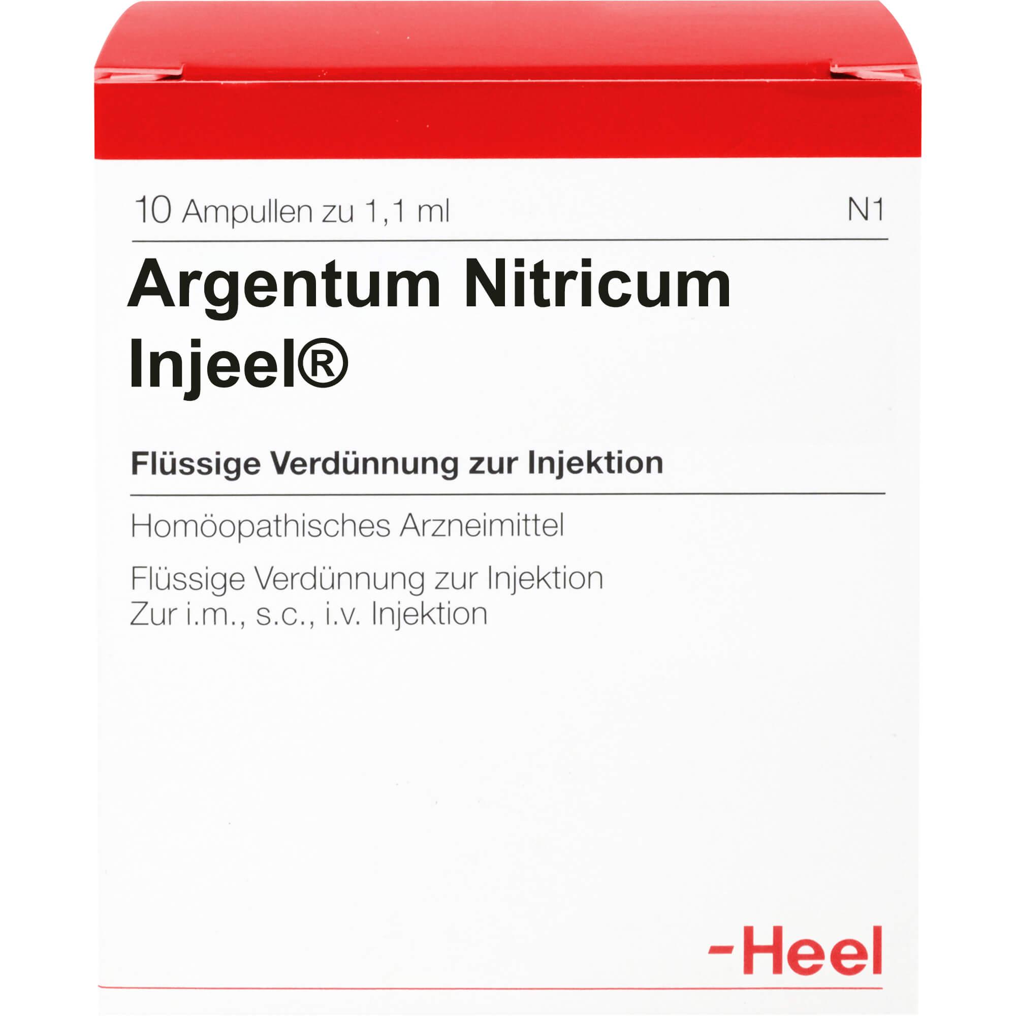 ARGENTUM-NITRICUM-INJEEL-Ampullen