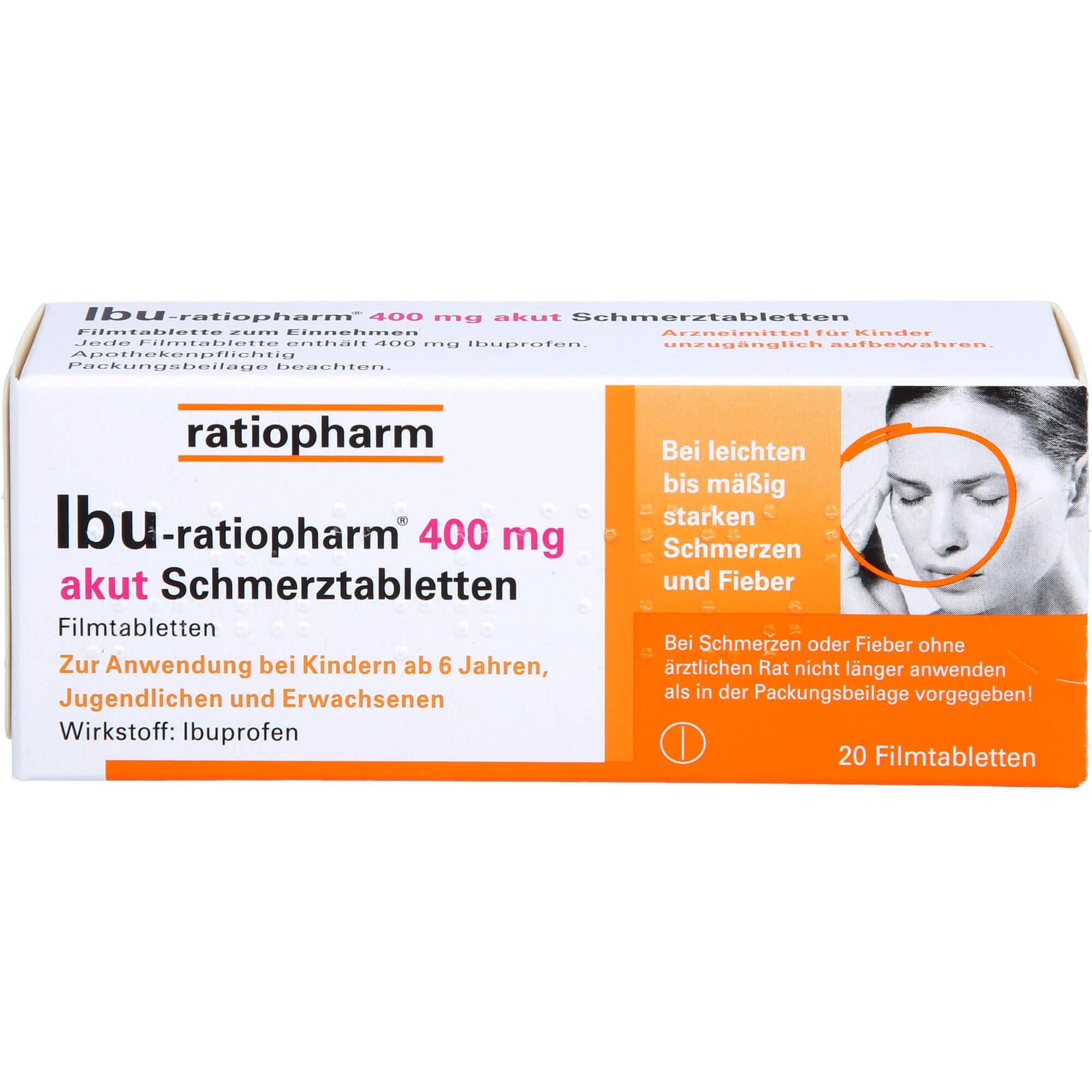 IBU-RATIOPHARM-400-mg-akut-Schmerztabletten