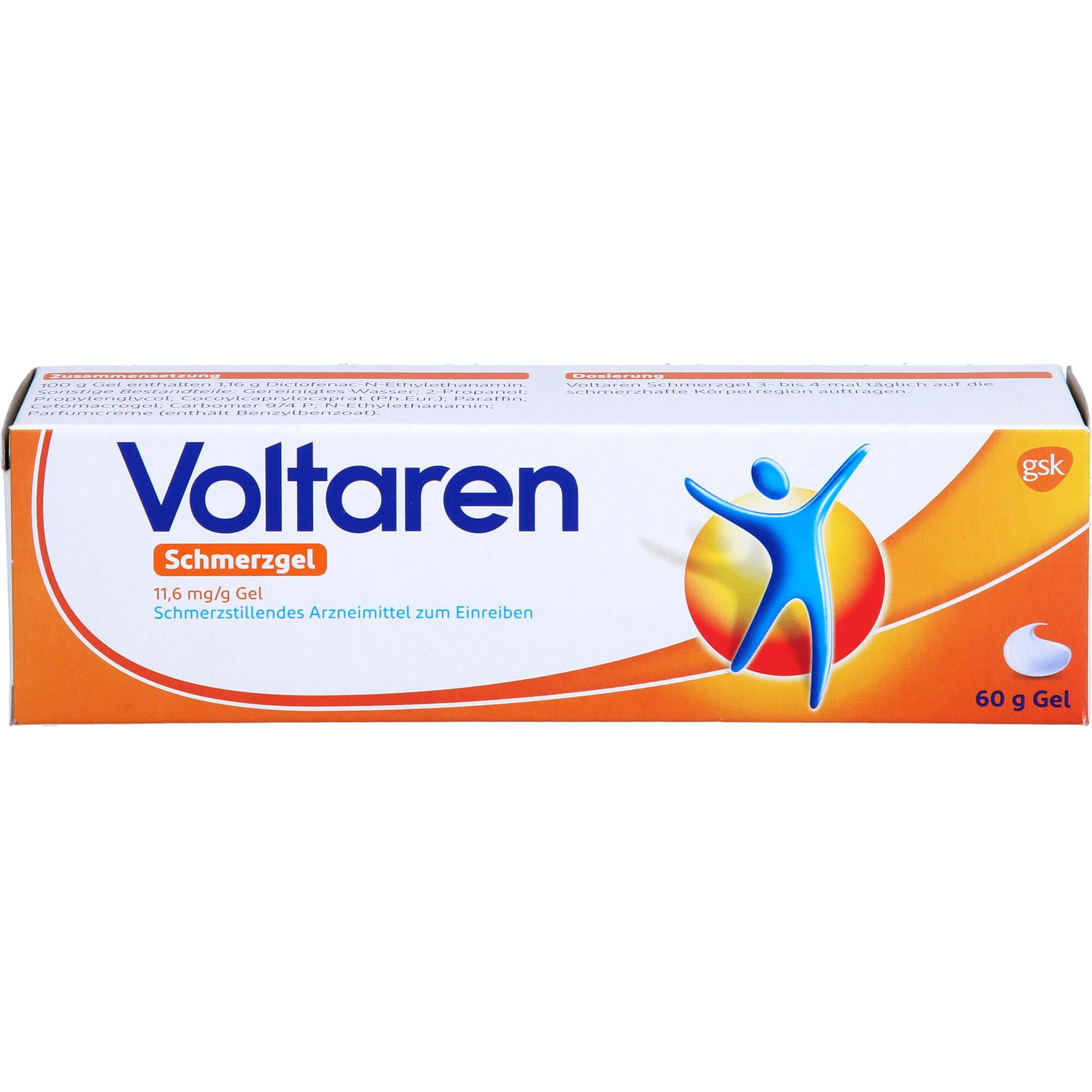 VOLTAREN-Schmerzgel
