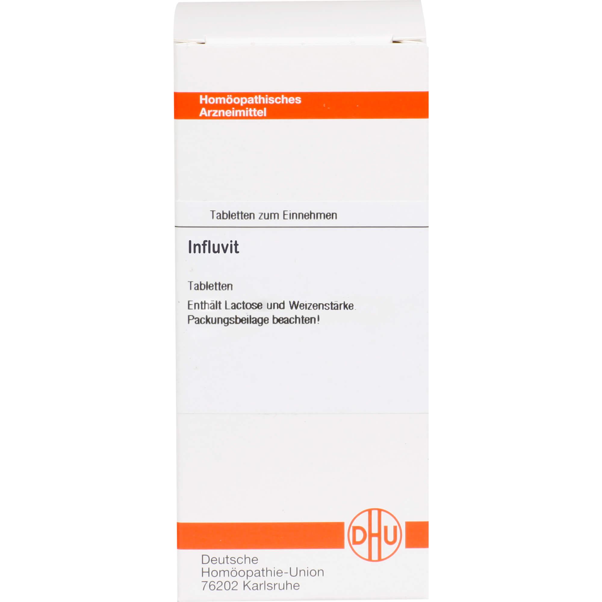 INFLUVIT-Tabletten