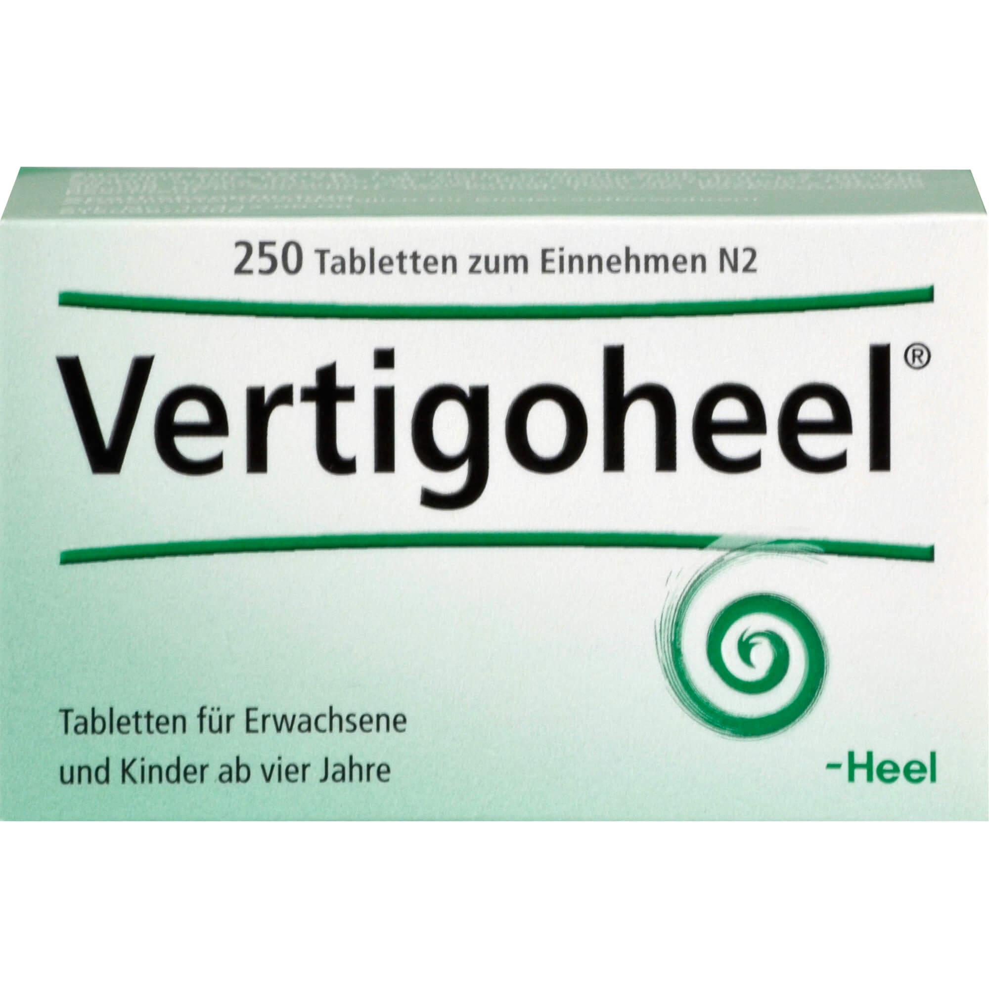 VERTIGOHEEL-Tabletten