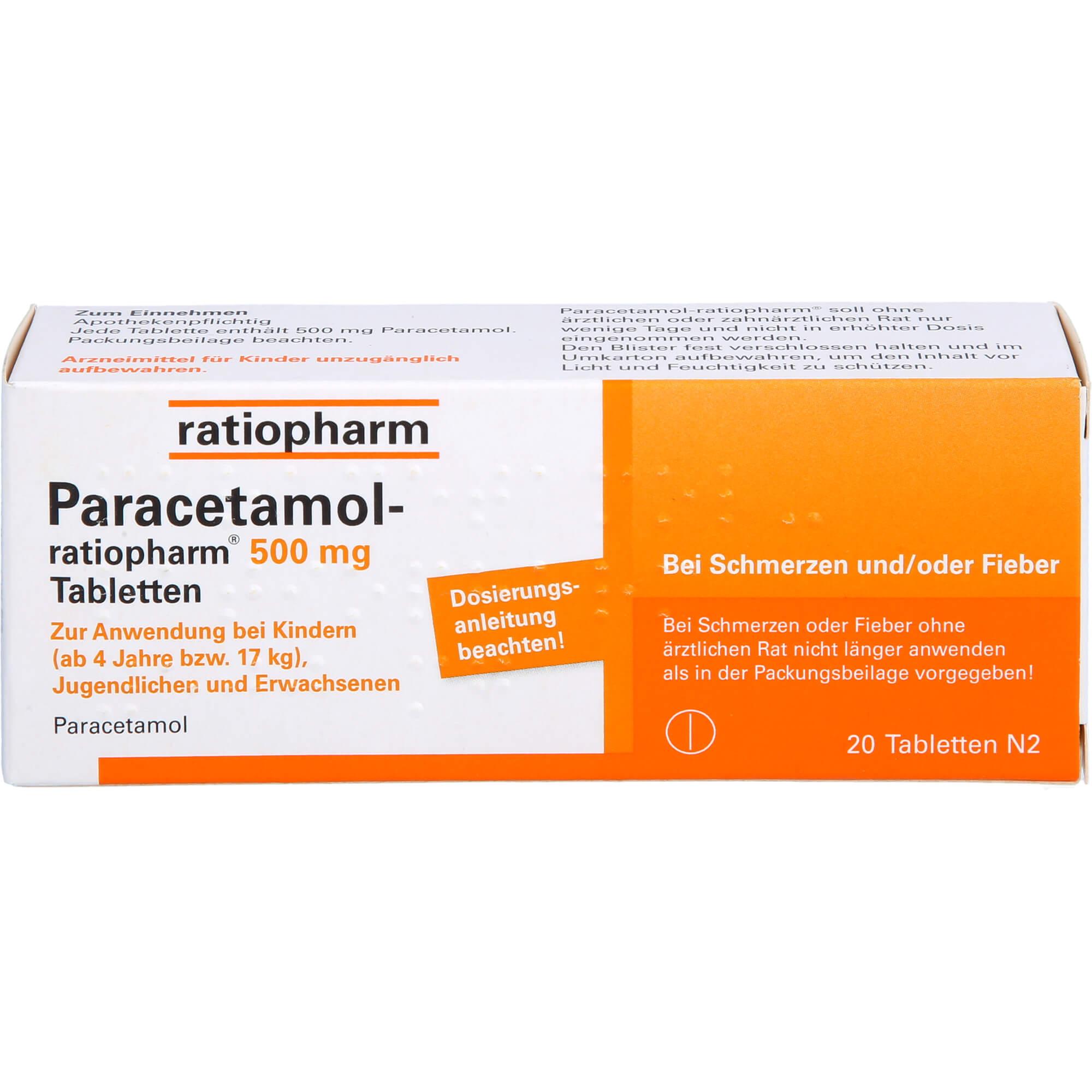 PARACETAMOL-ratiopharm-500-mg-Tabletten