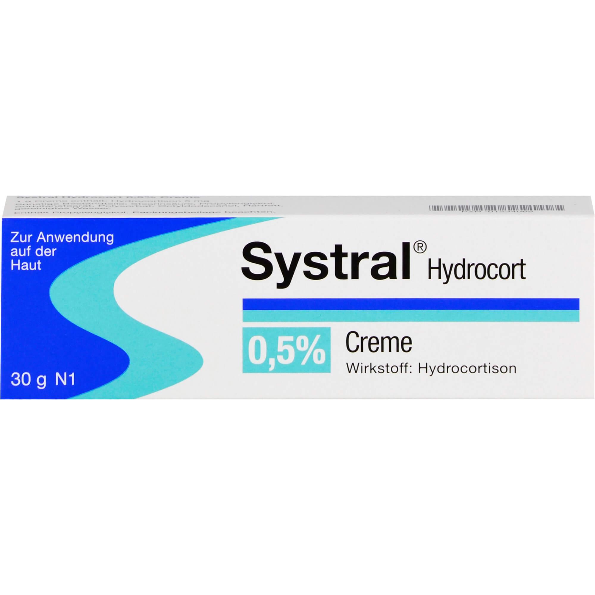 SYSTRAL-Hydrocort-0-5-Creme