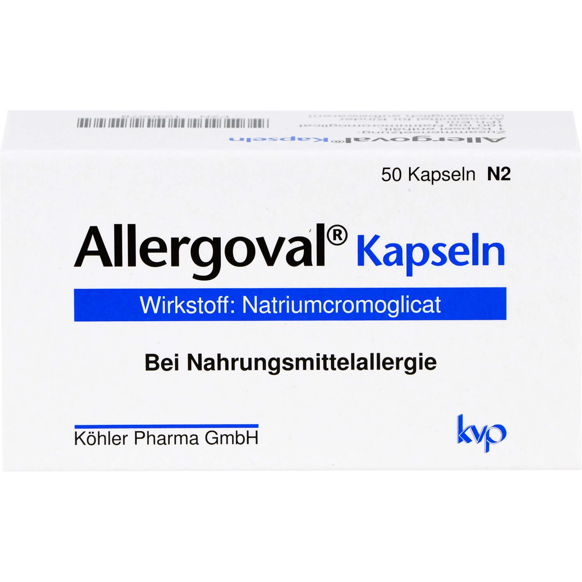 ALLERGOVAL-Kapseln