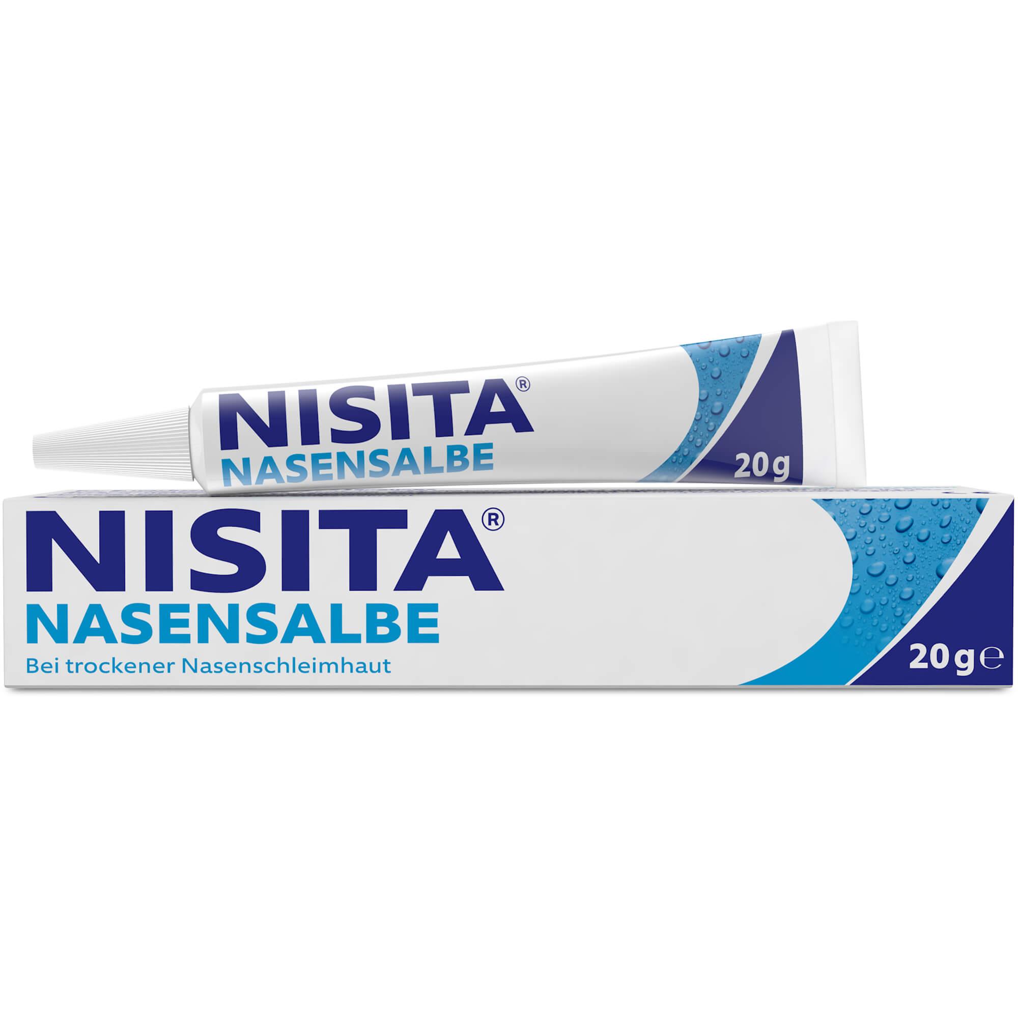 NISITA-Nasensalbe