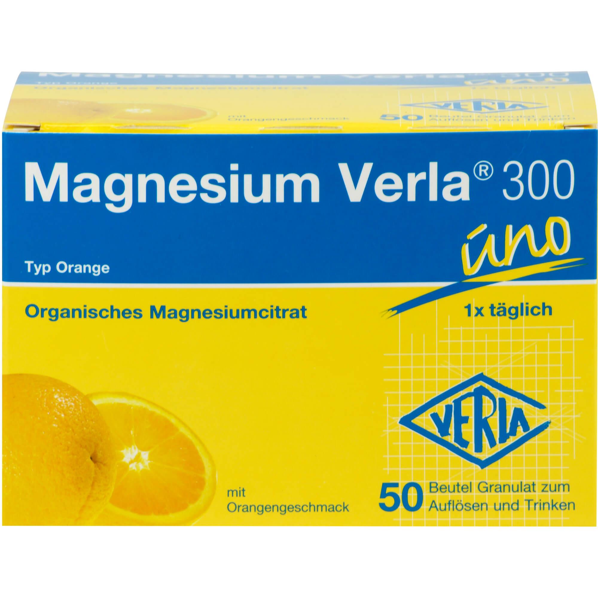 MAGNESIUM-VERLA-300-Orange-Granulat
