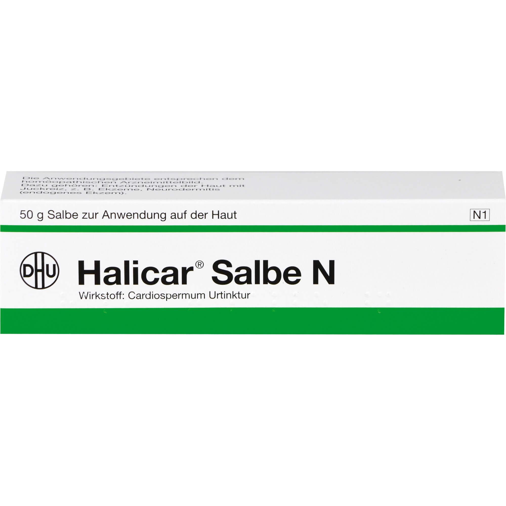 HALICAR-Salbe-N