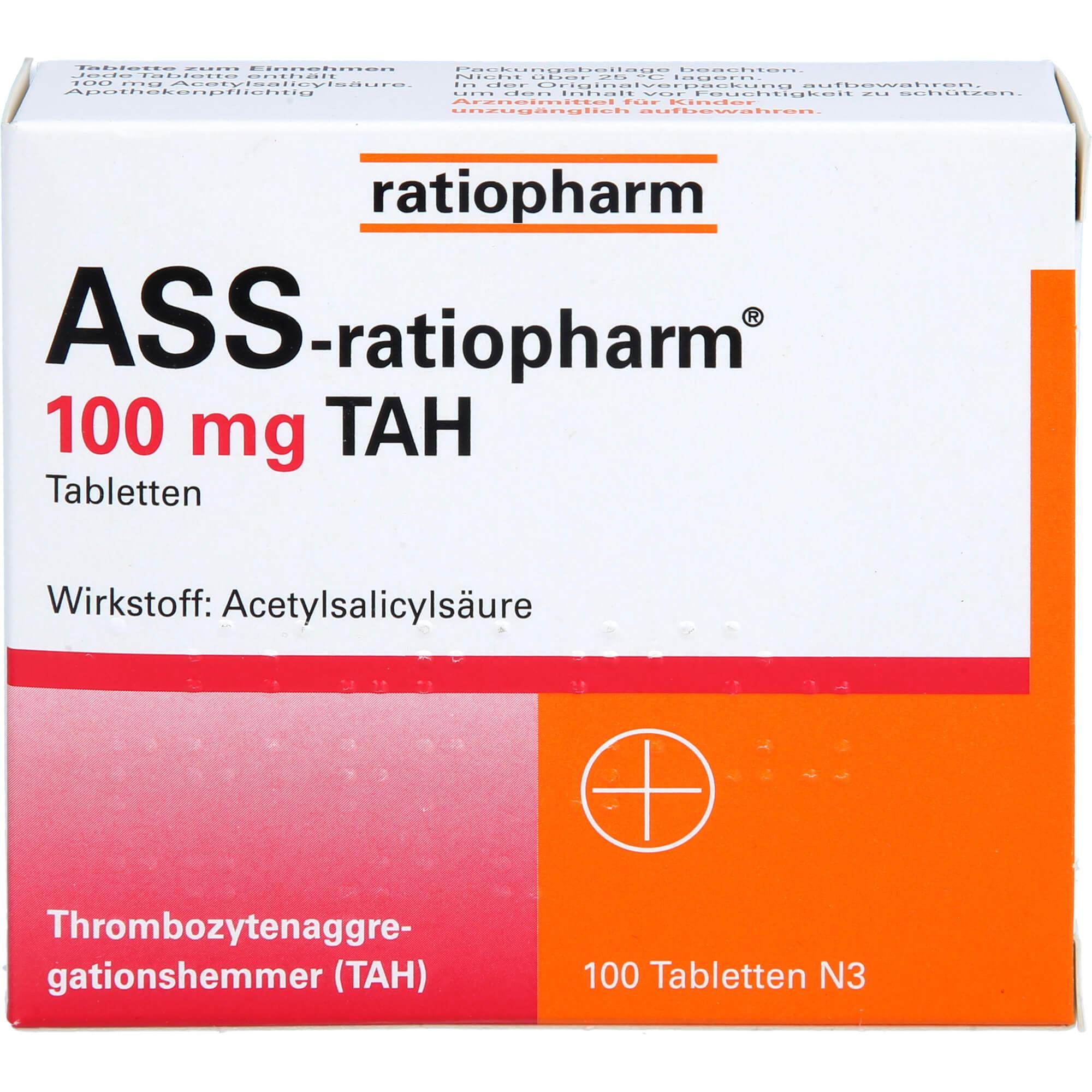 ASS-ratiopharm-100-mg-TAH-Tabletten