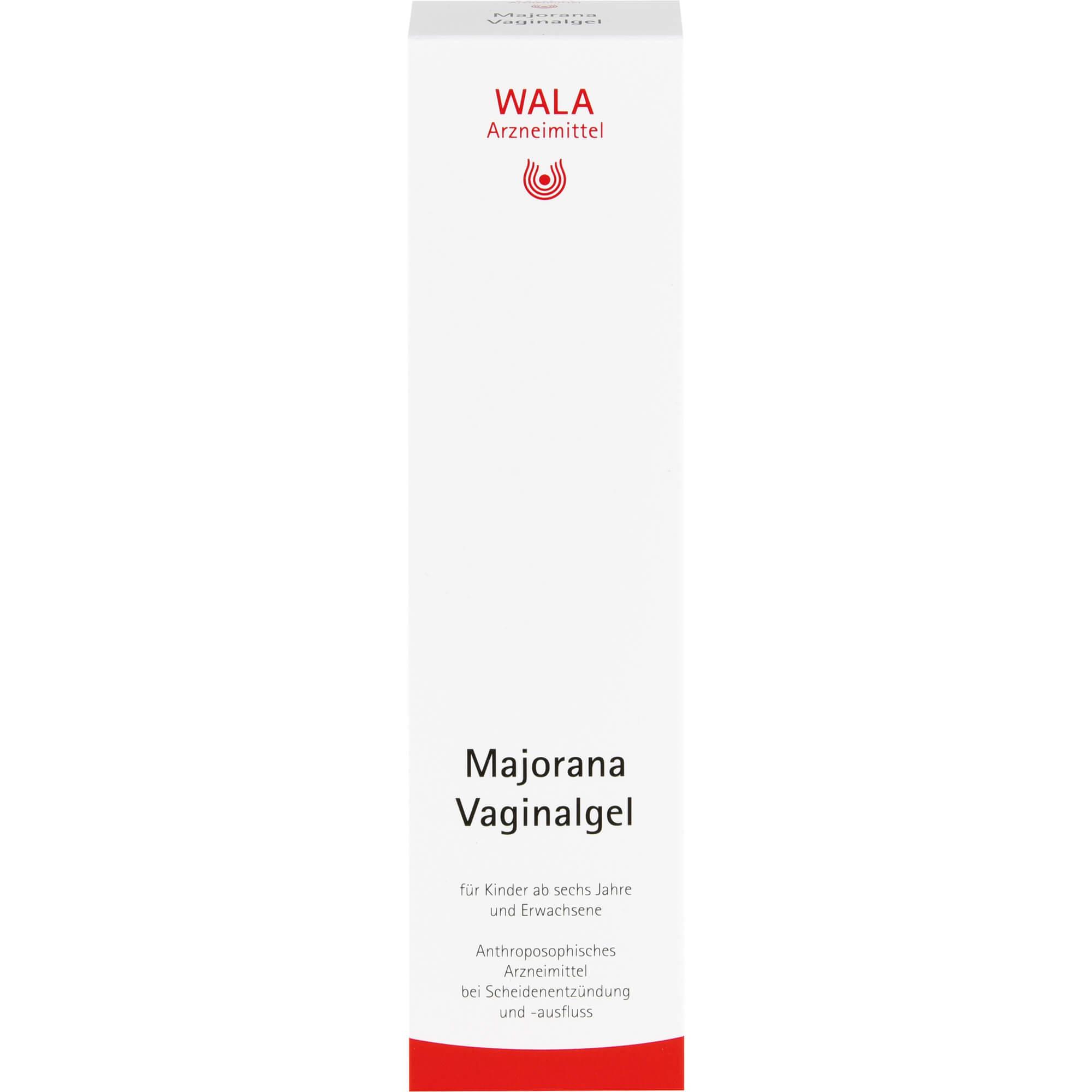 MAJORANA-VAGINALGEL