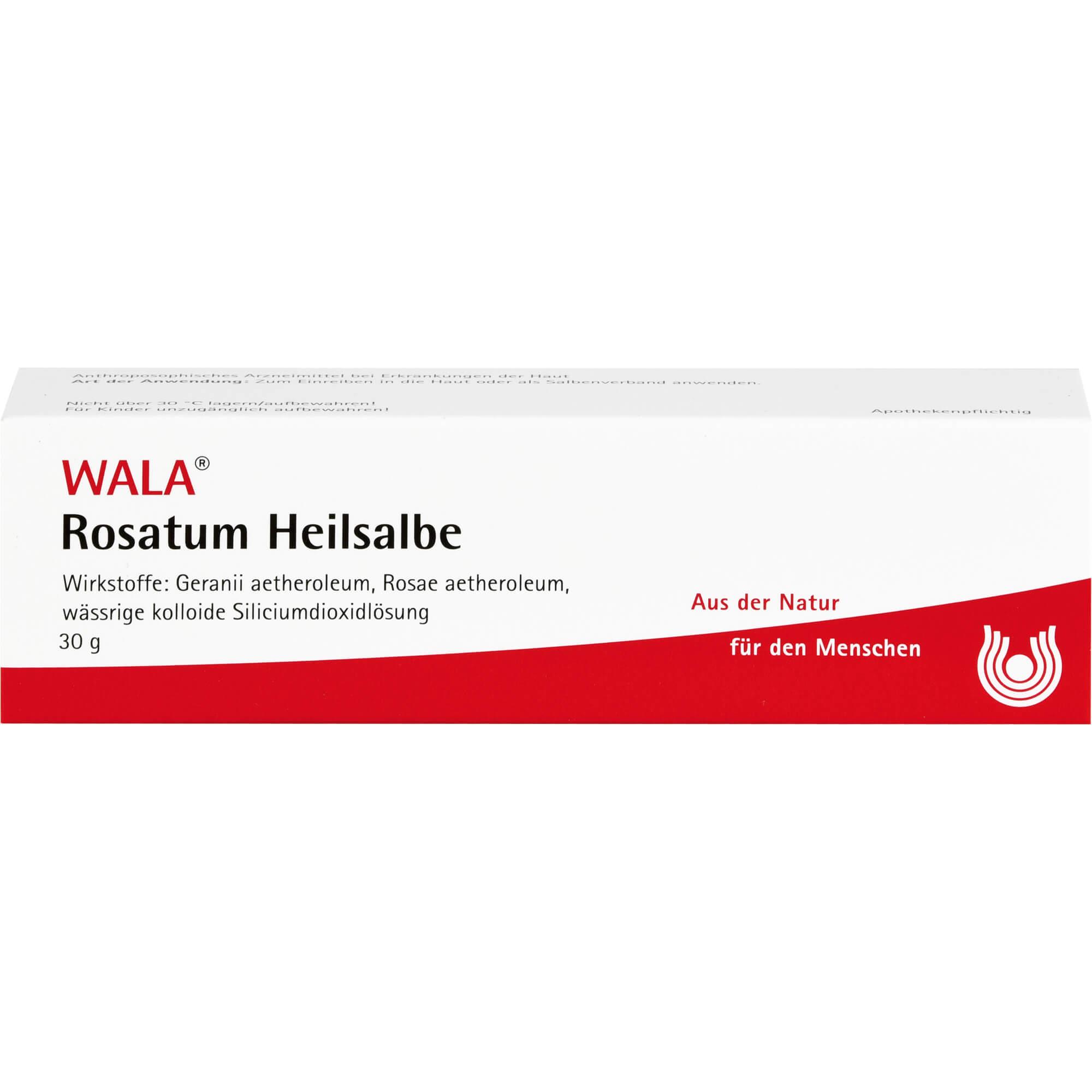 ROSATUM-Heilsalbe