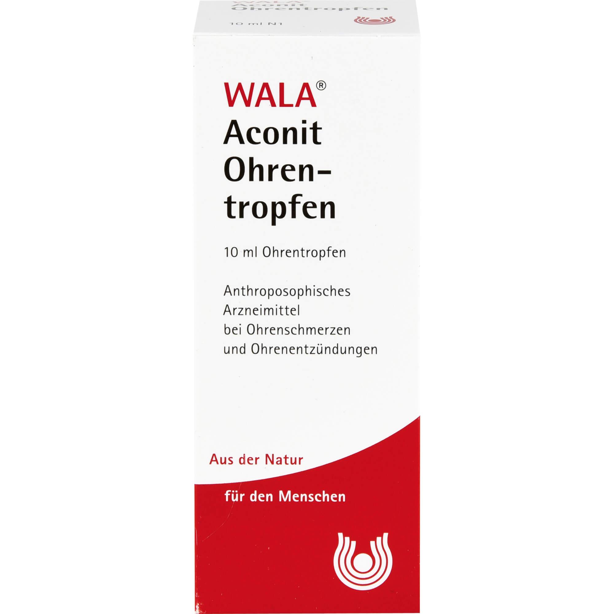 ACONIT-Ohrentropfen