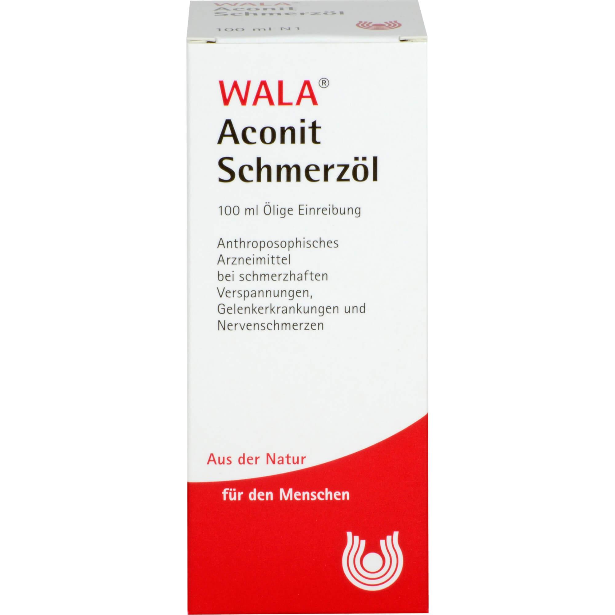 ACONIT-Schmerzoel