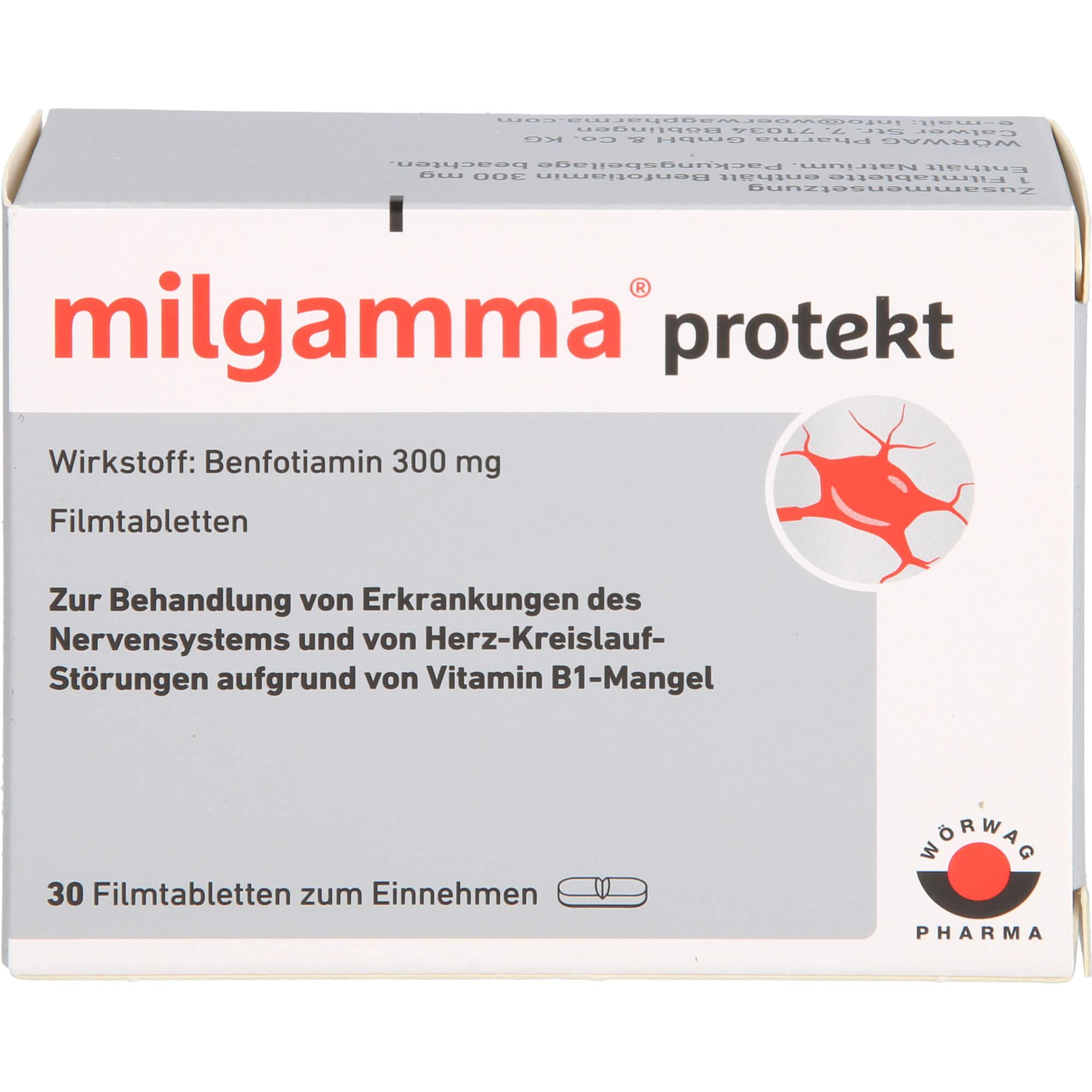 MILGAMMA-protekt-Filmtabletten