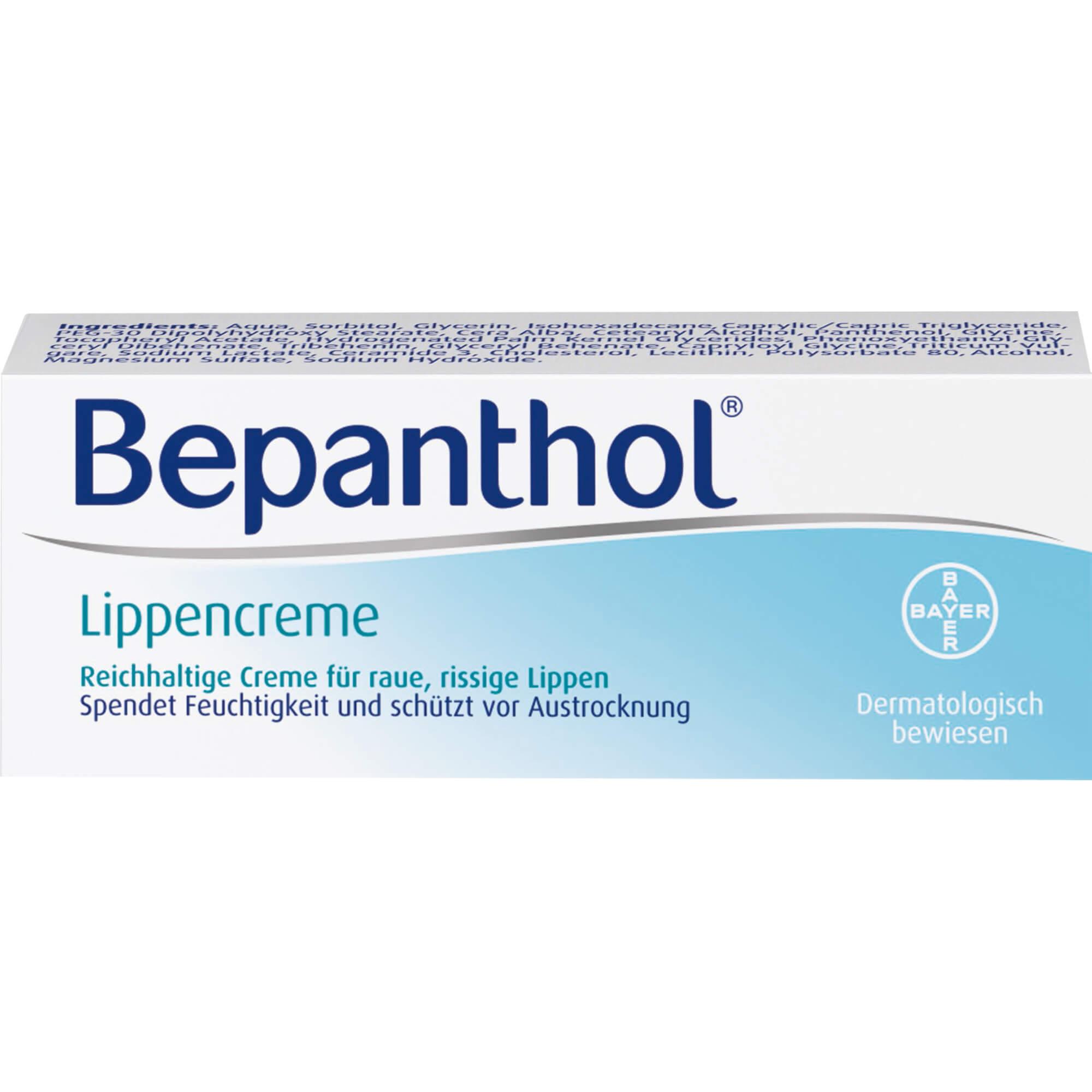 BEPANTHOL-Lippencreme