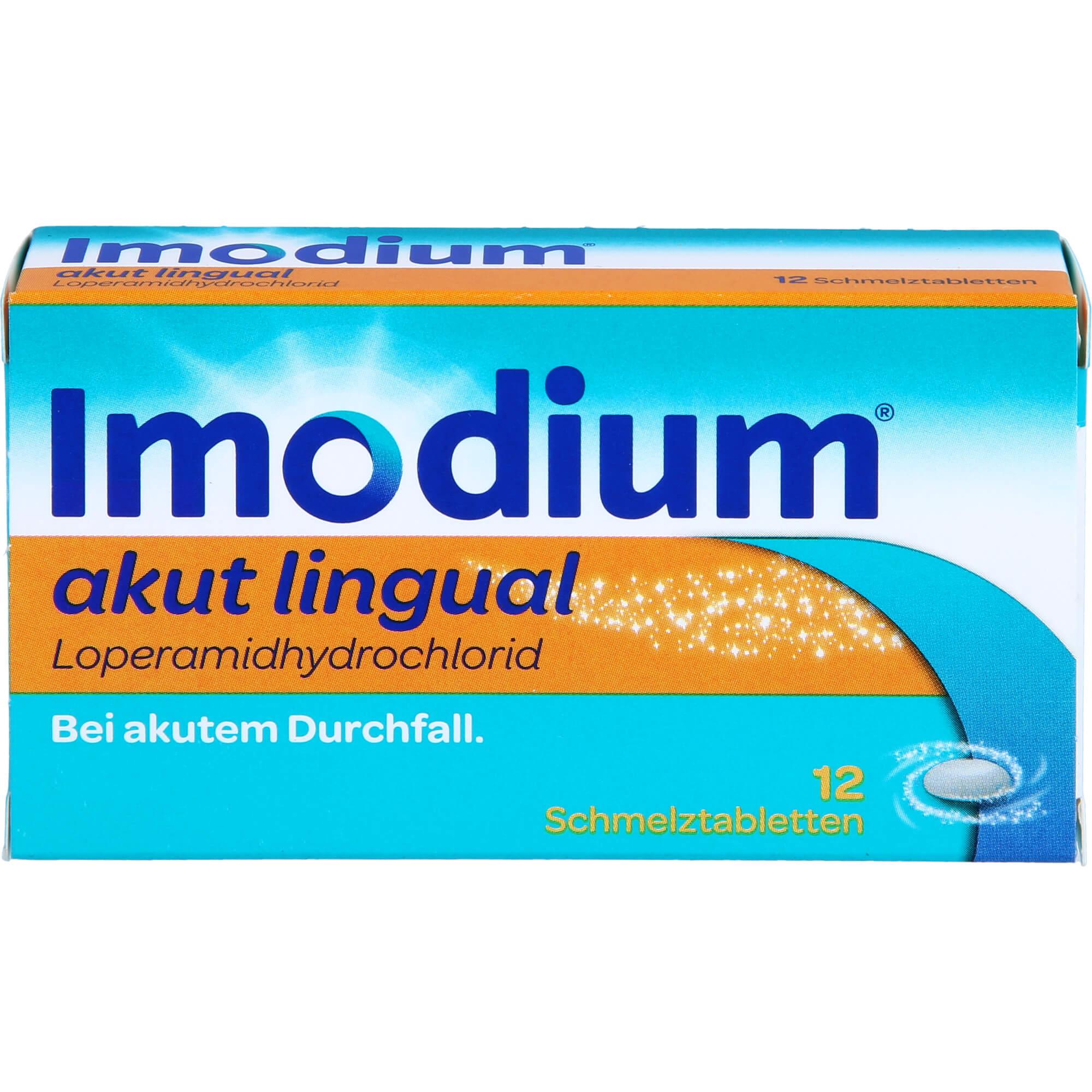 IMODIUM-akut-lingual-Schmelztabletten