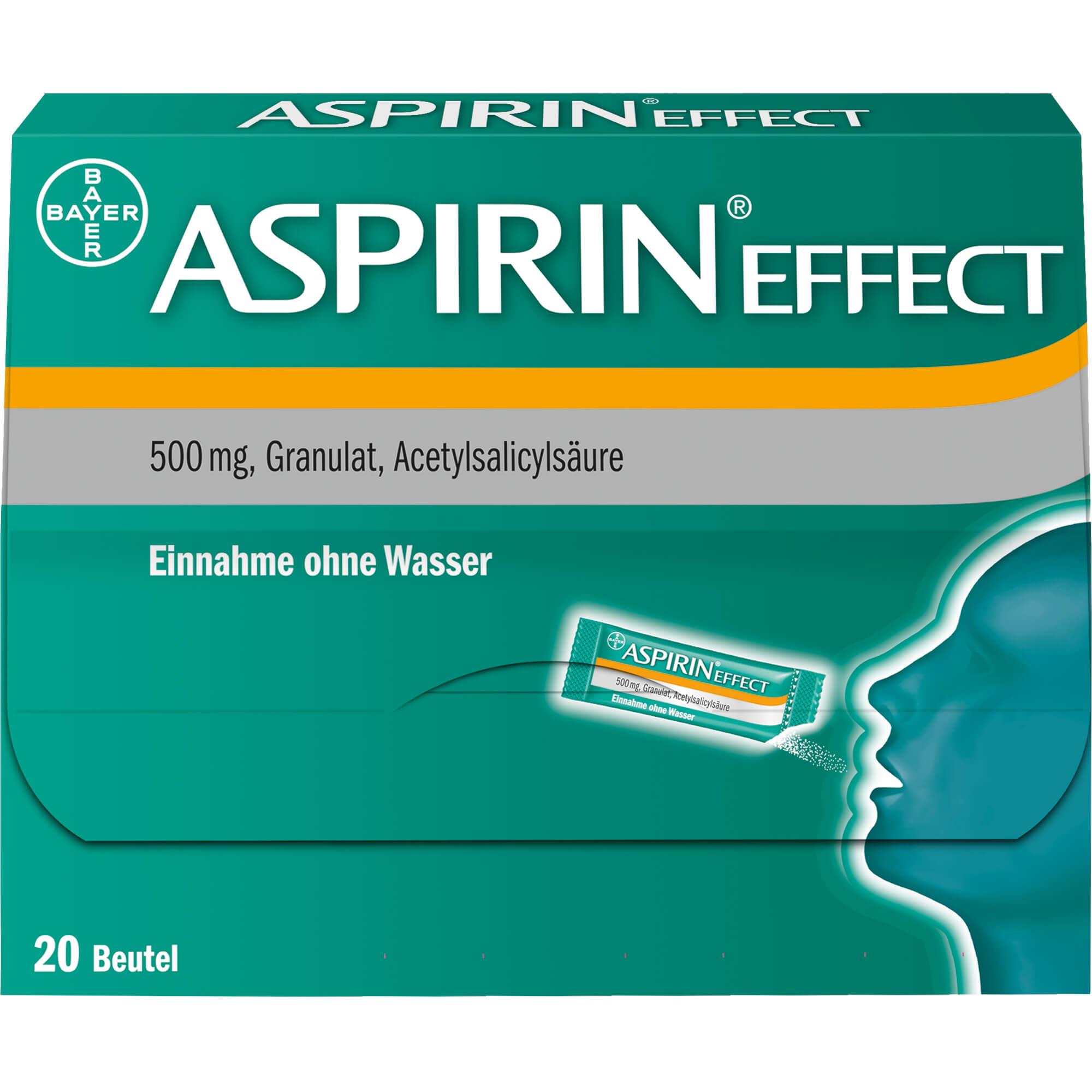 ASPIRIN-Effect-Granulat