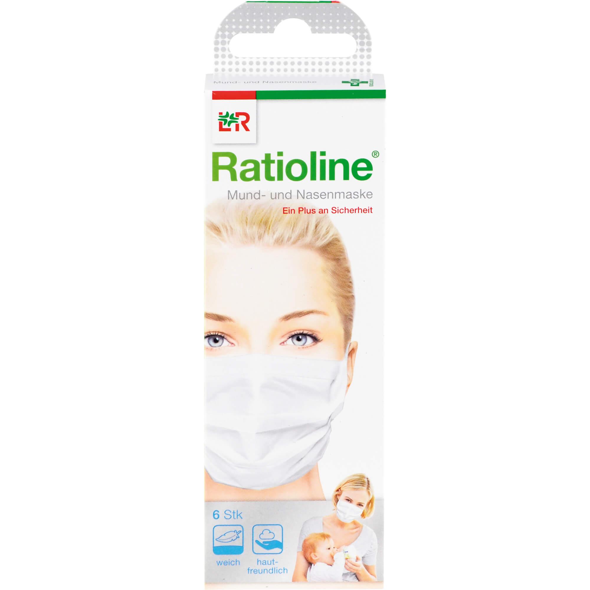 RATIOLINE-bambino-Mund-und-Nasenmaske