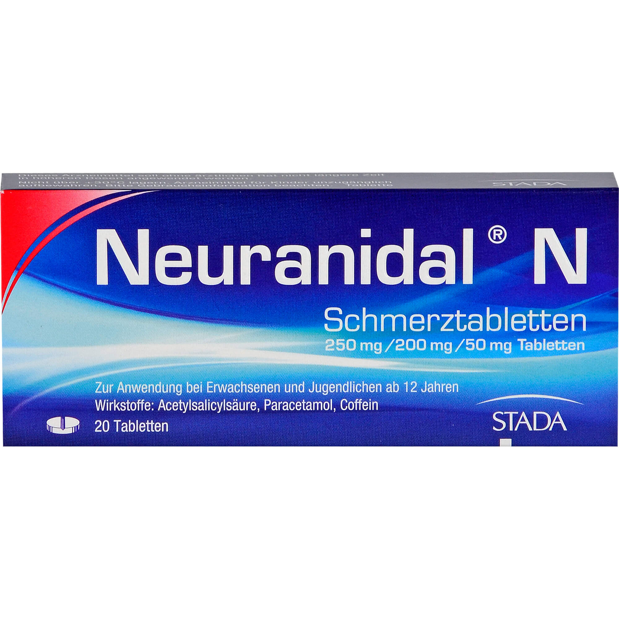 NEURANIDAL-N-Tabletten