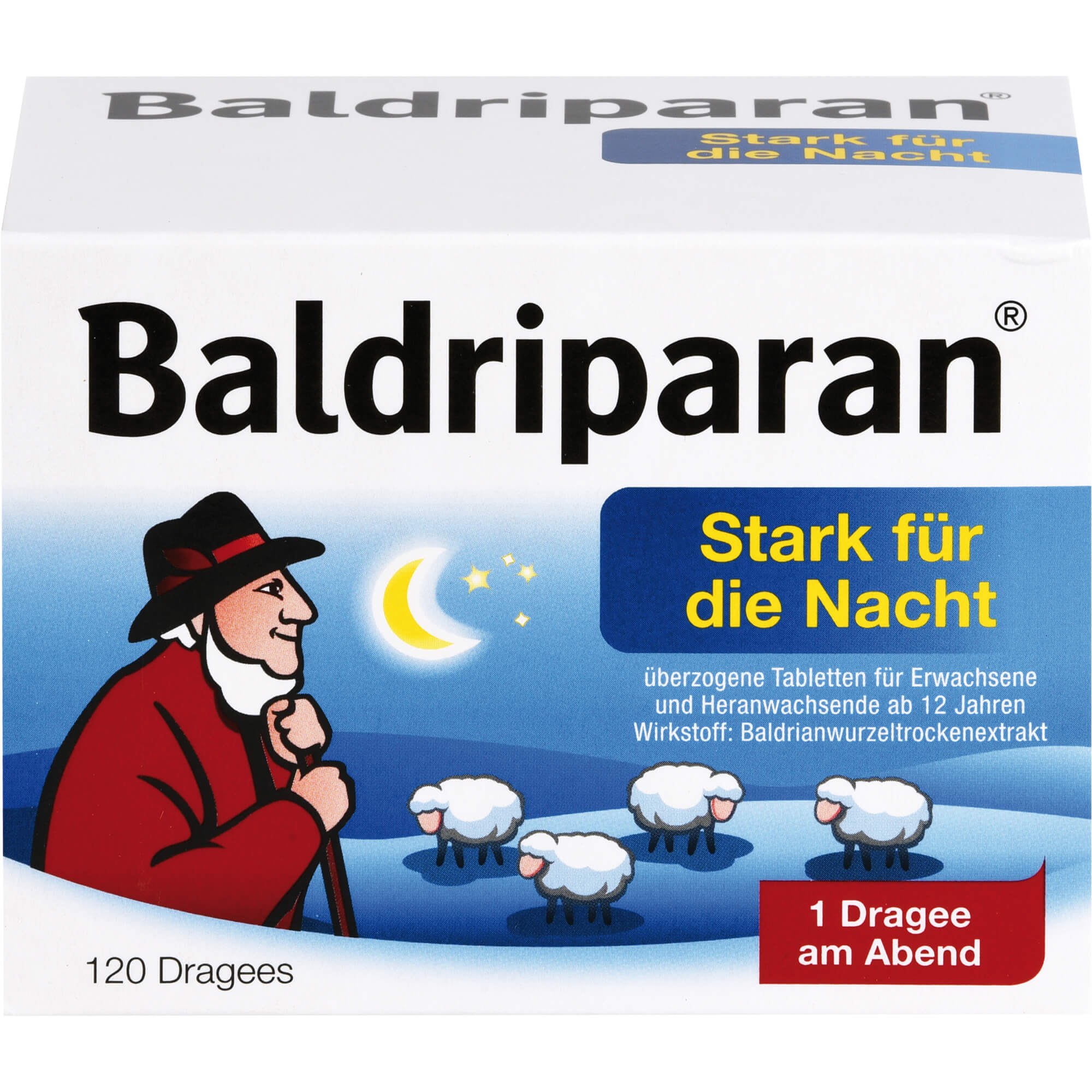 BALDRIPARAN-Stark-fuer-die-Nacht-ueberzogene-Tab