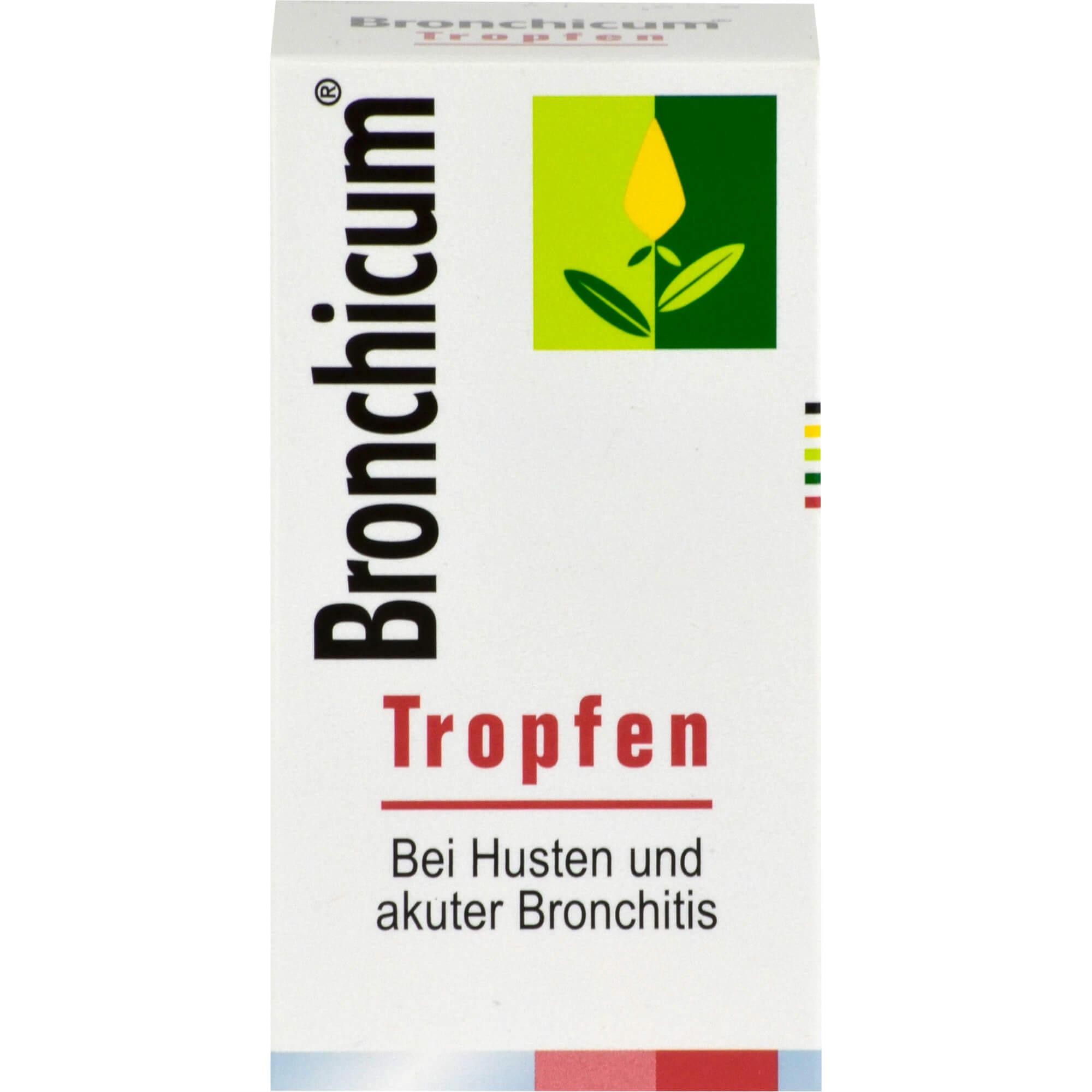 BRONCHICUM-Tropfen