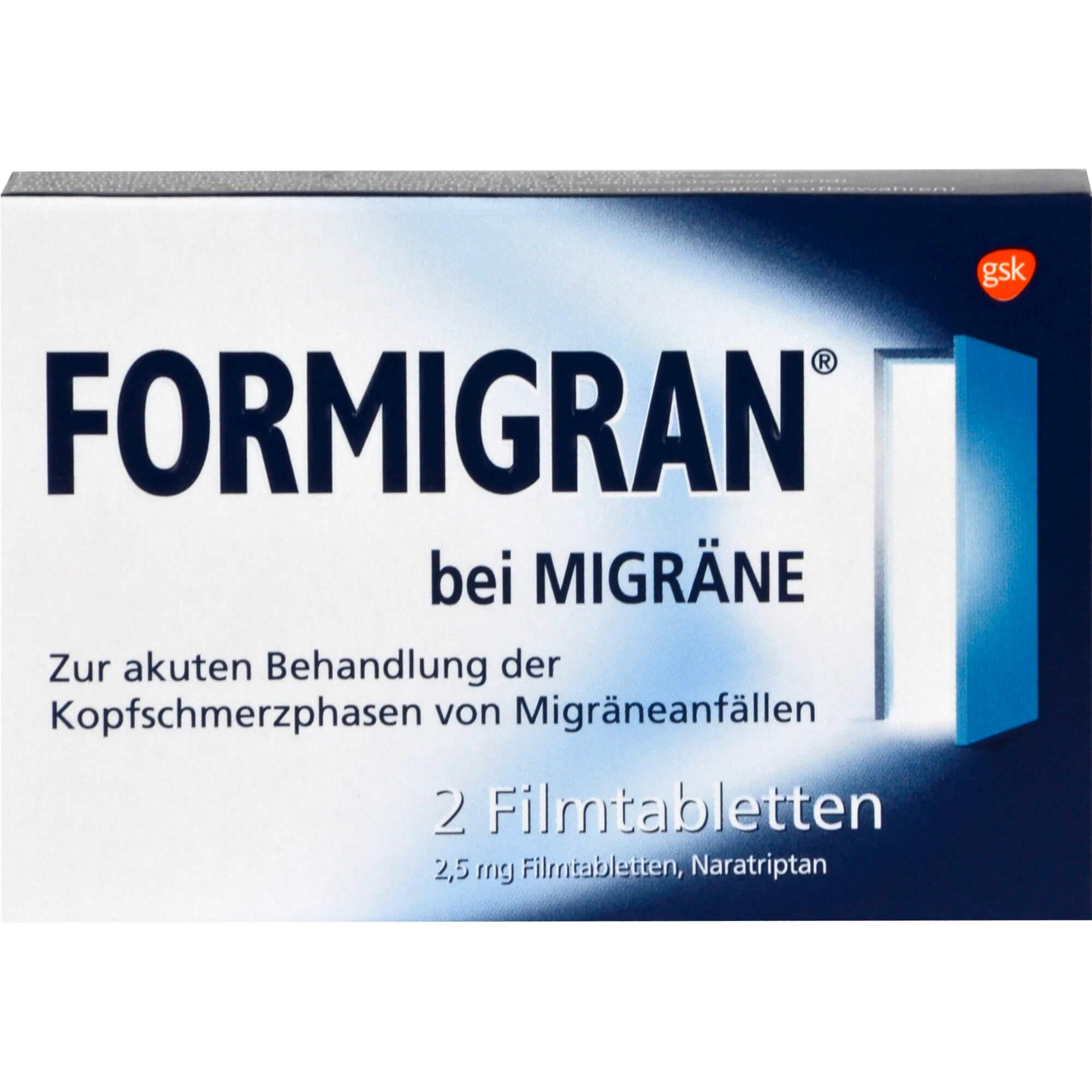 FORMIGRAN-Filmtabletten