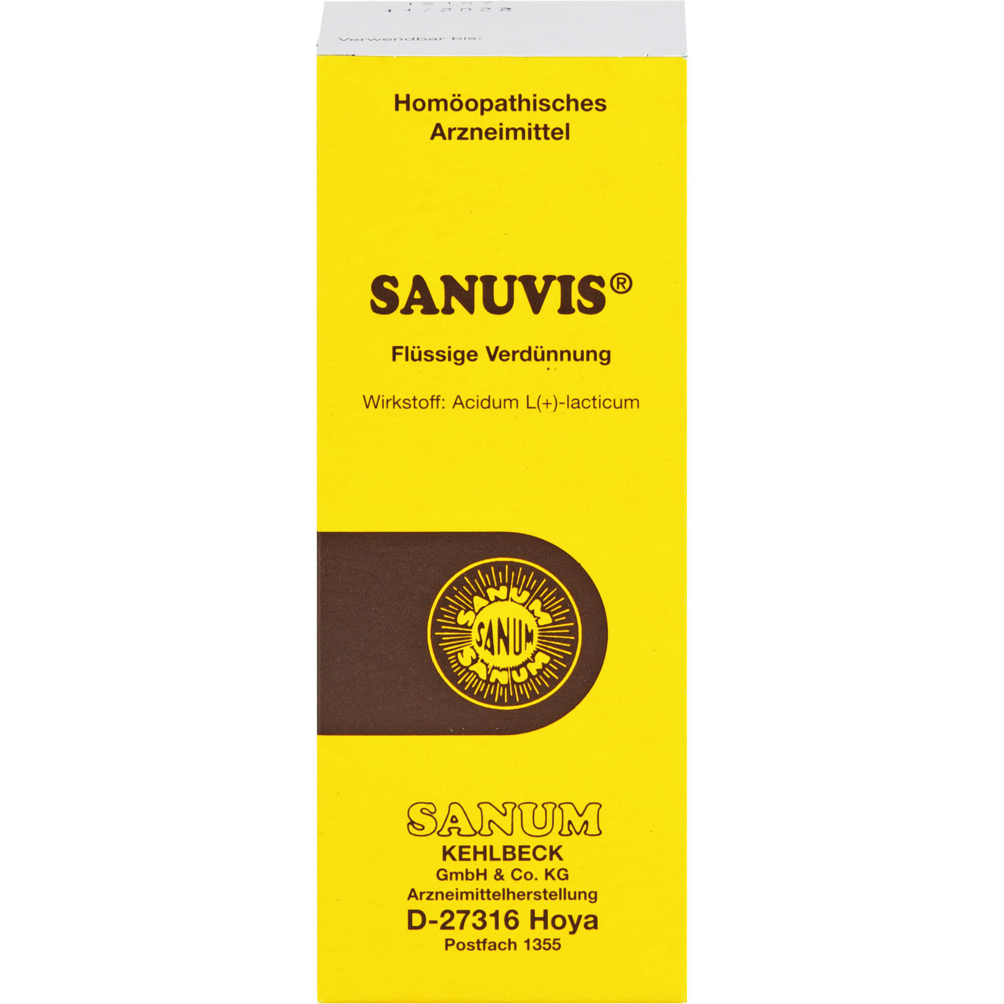 SANUVIS-Tropfen