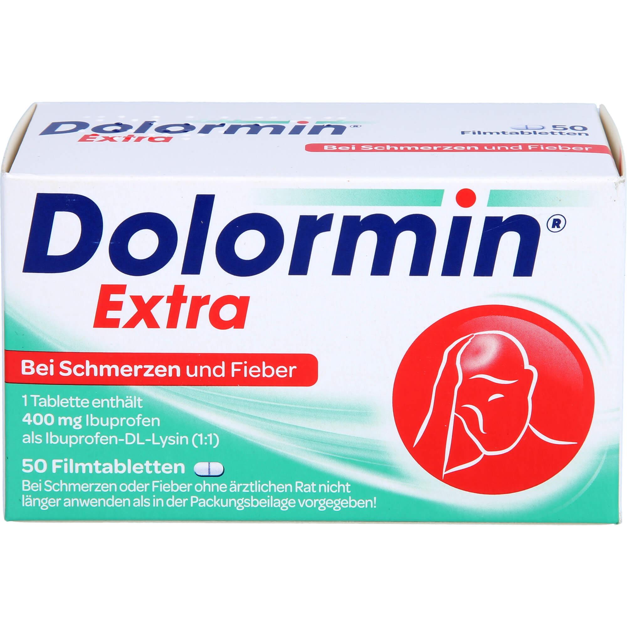 DOLORMIN-extra-Filmtabletten