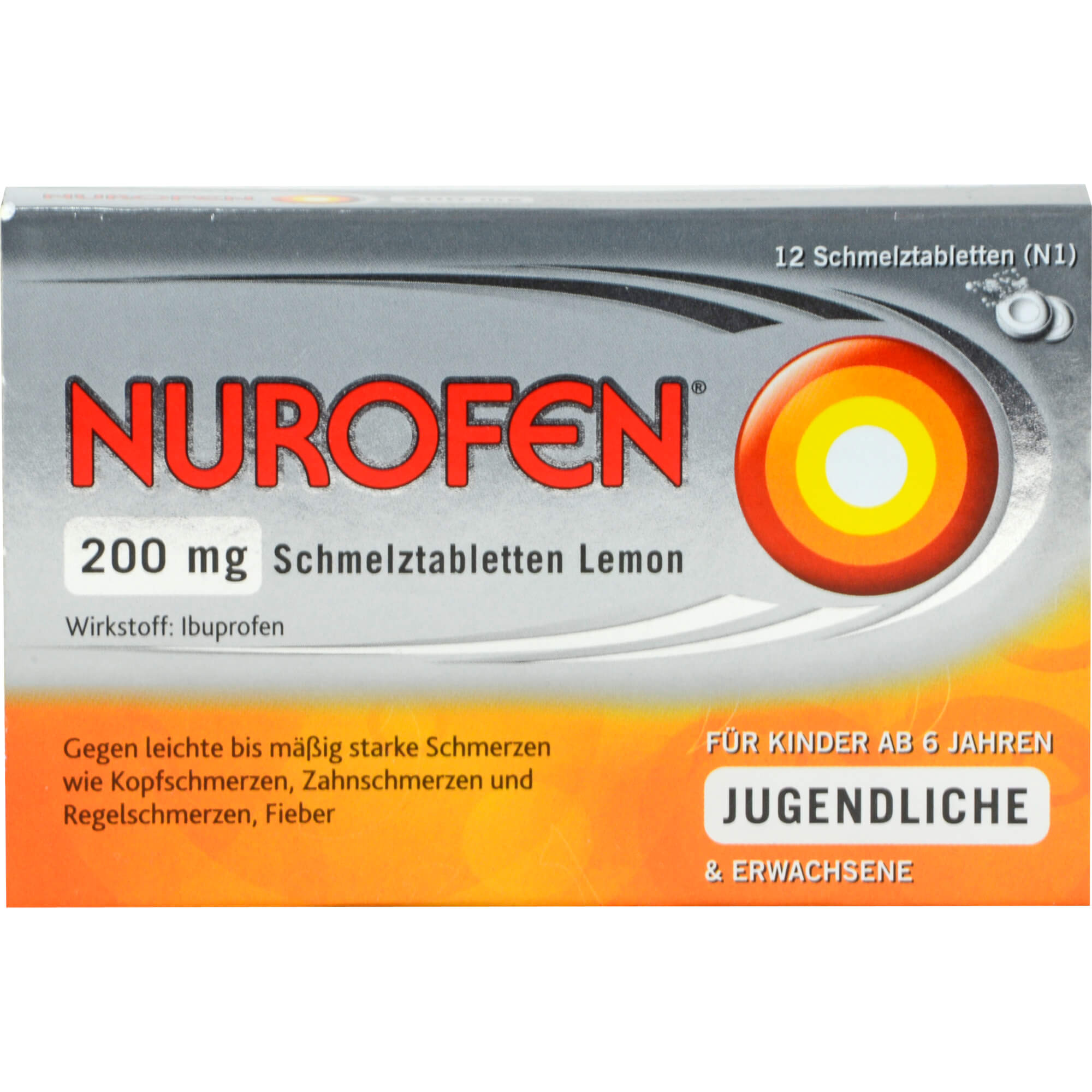NUROFEN-200-mg-Schmelztabletten-Lemon