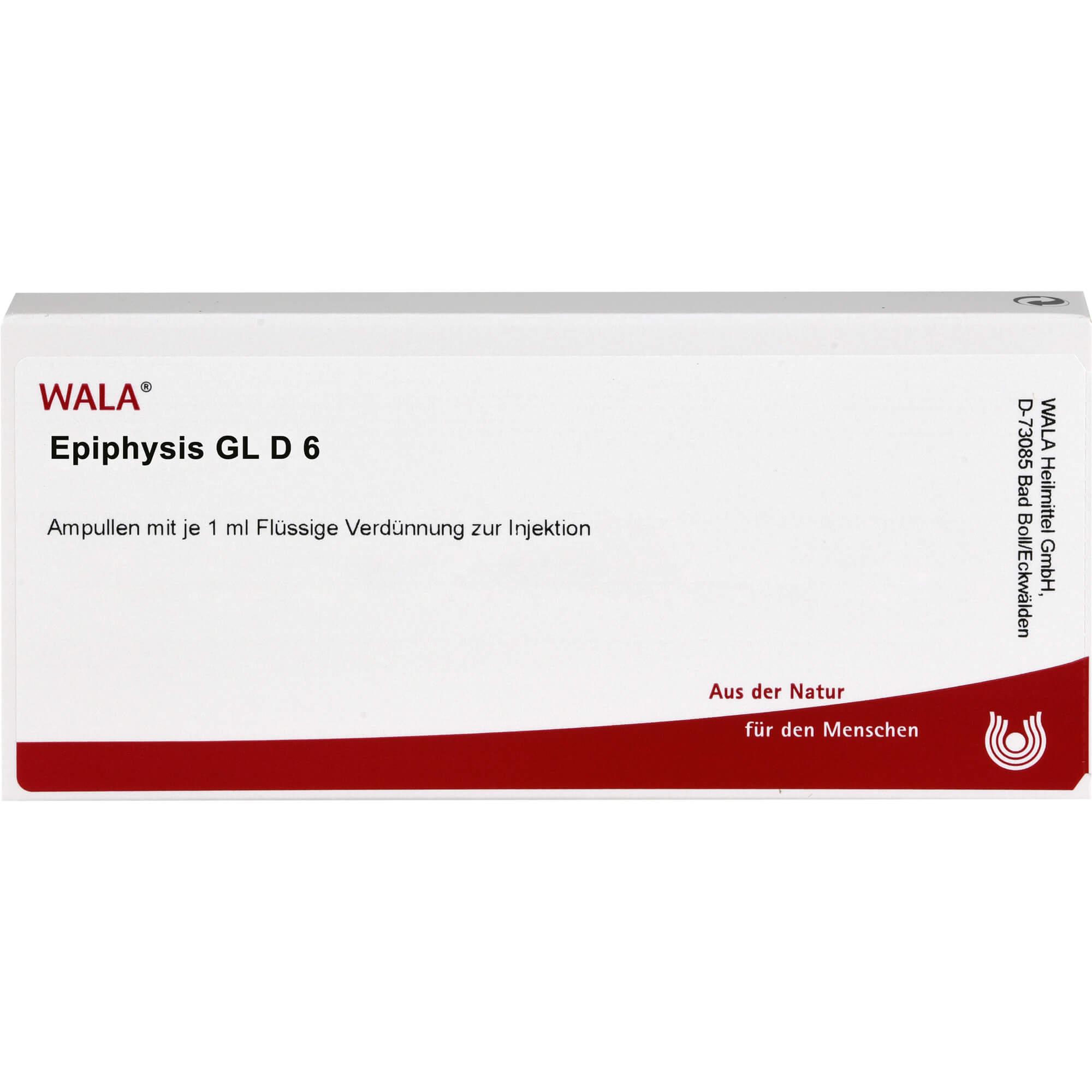 EPIPHYSIS-GL-D-6-Ampullen