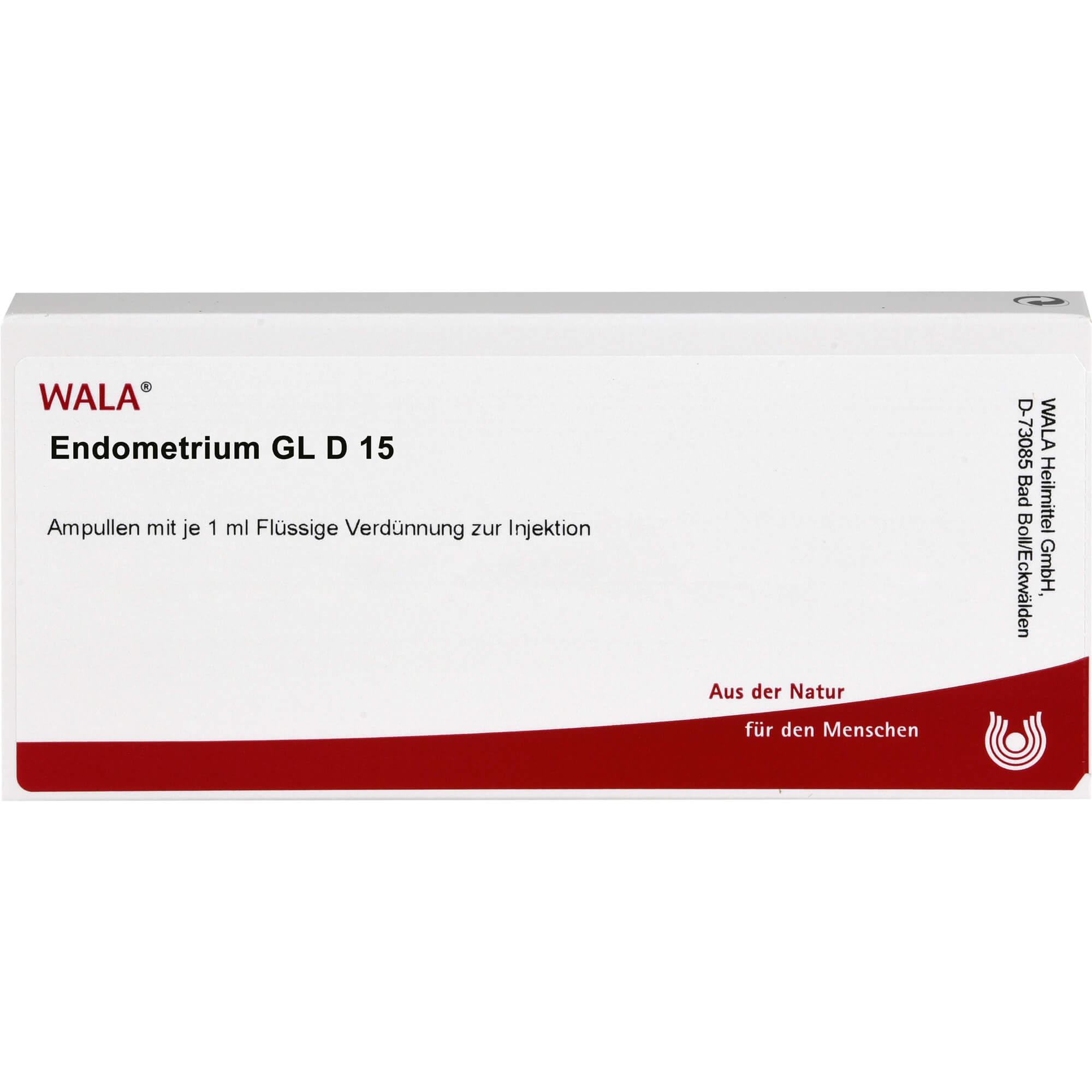 ENDOMETRIUM-GL-D-15-Ampullen