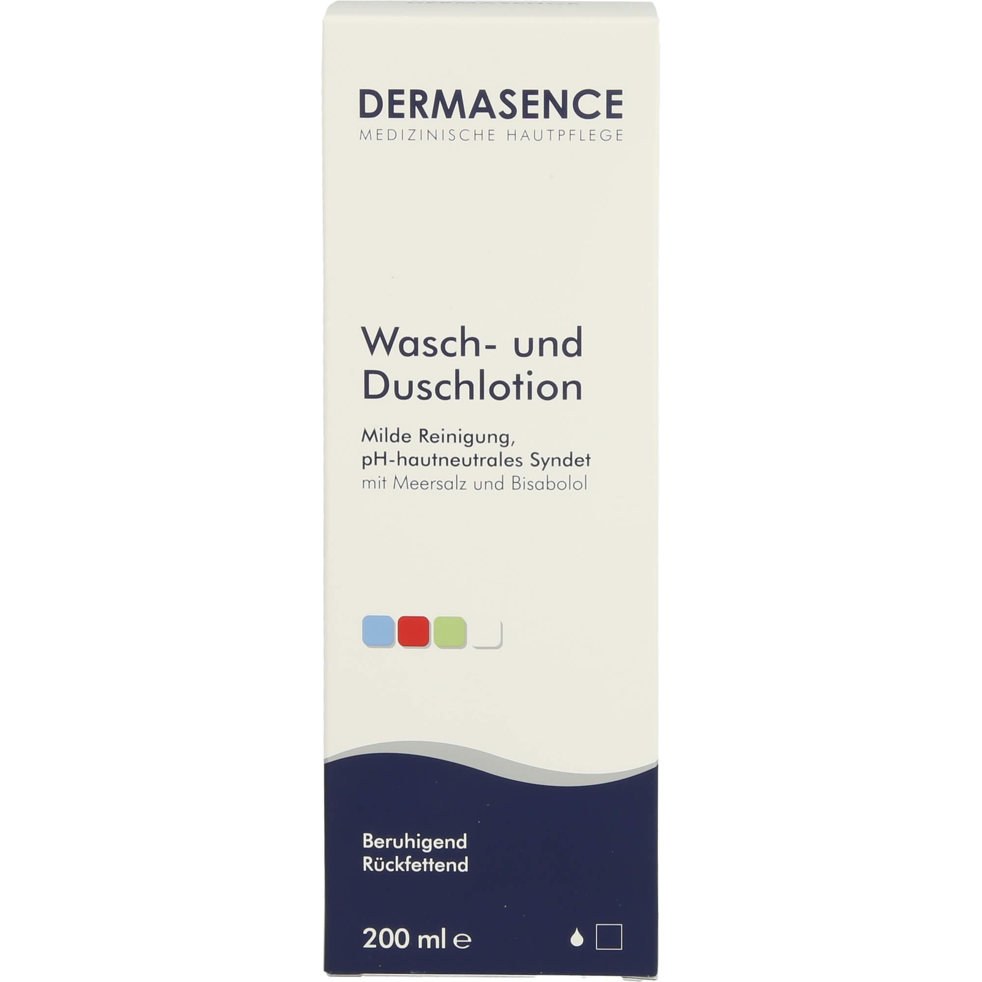 DERMASENCE-Wasch-und-Duschlotion