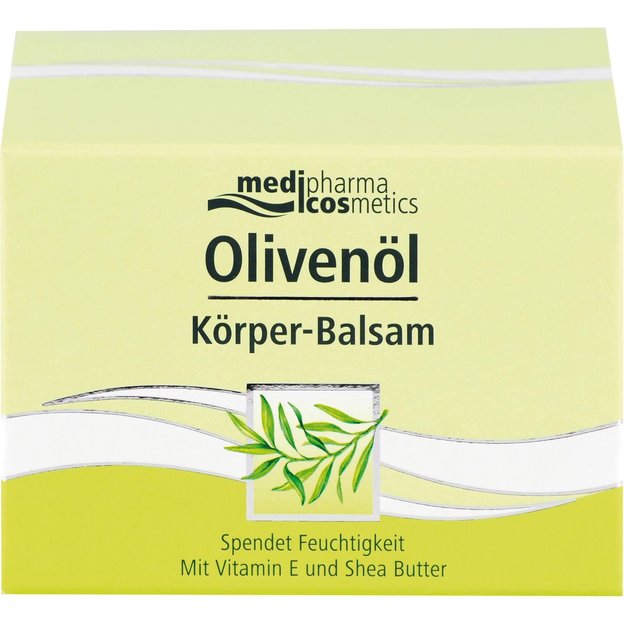 OLIVENOeL-KOeRPERBALSAM