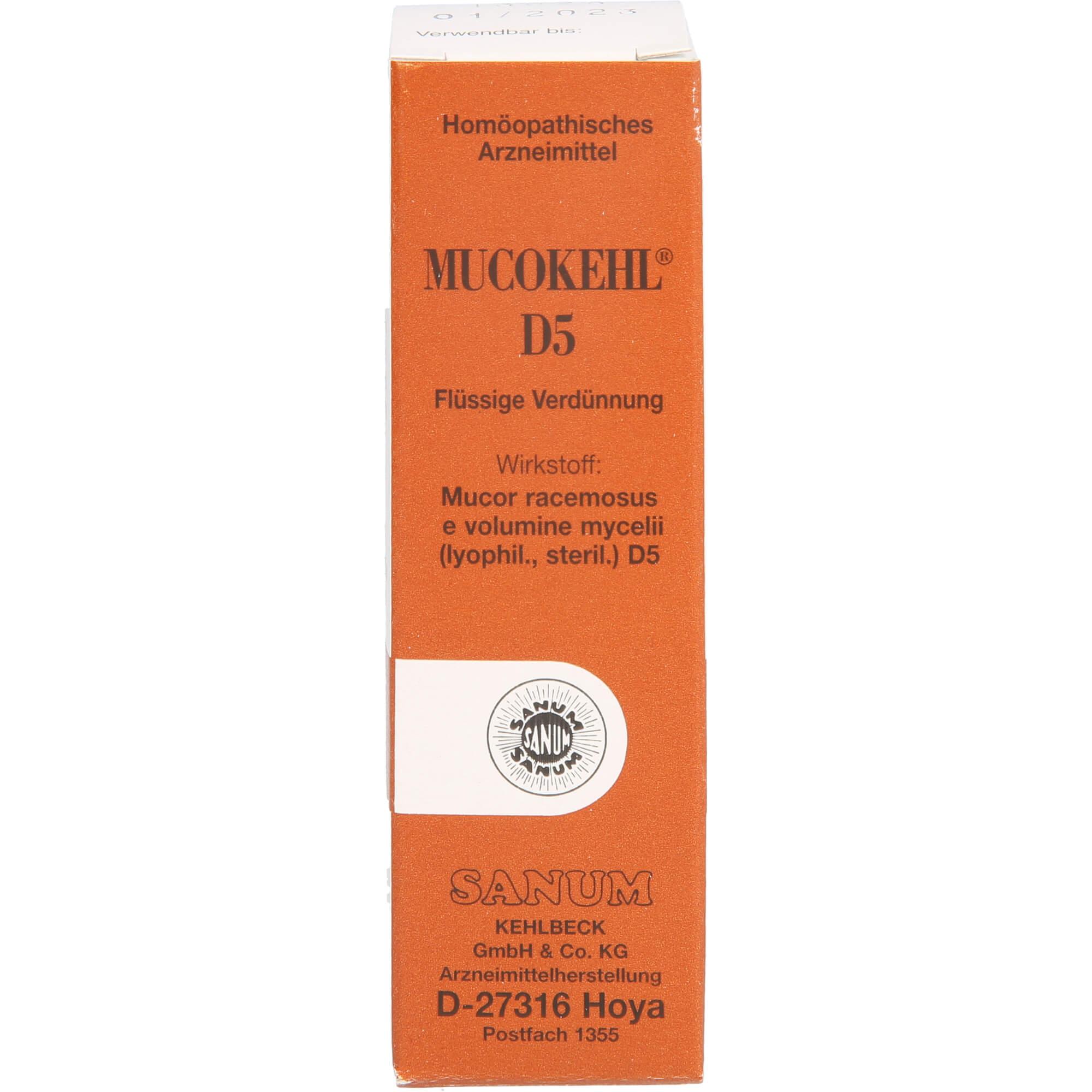 MUCOKEHL-Tropfen-D-5