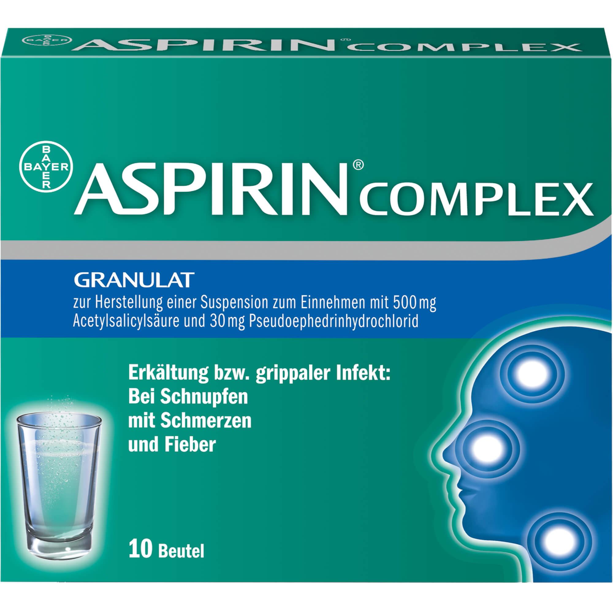 ASPIRIN-COMPLEX