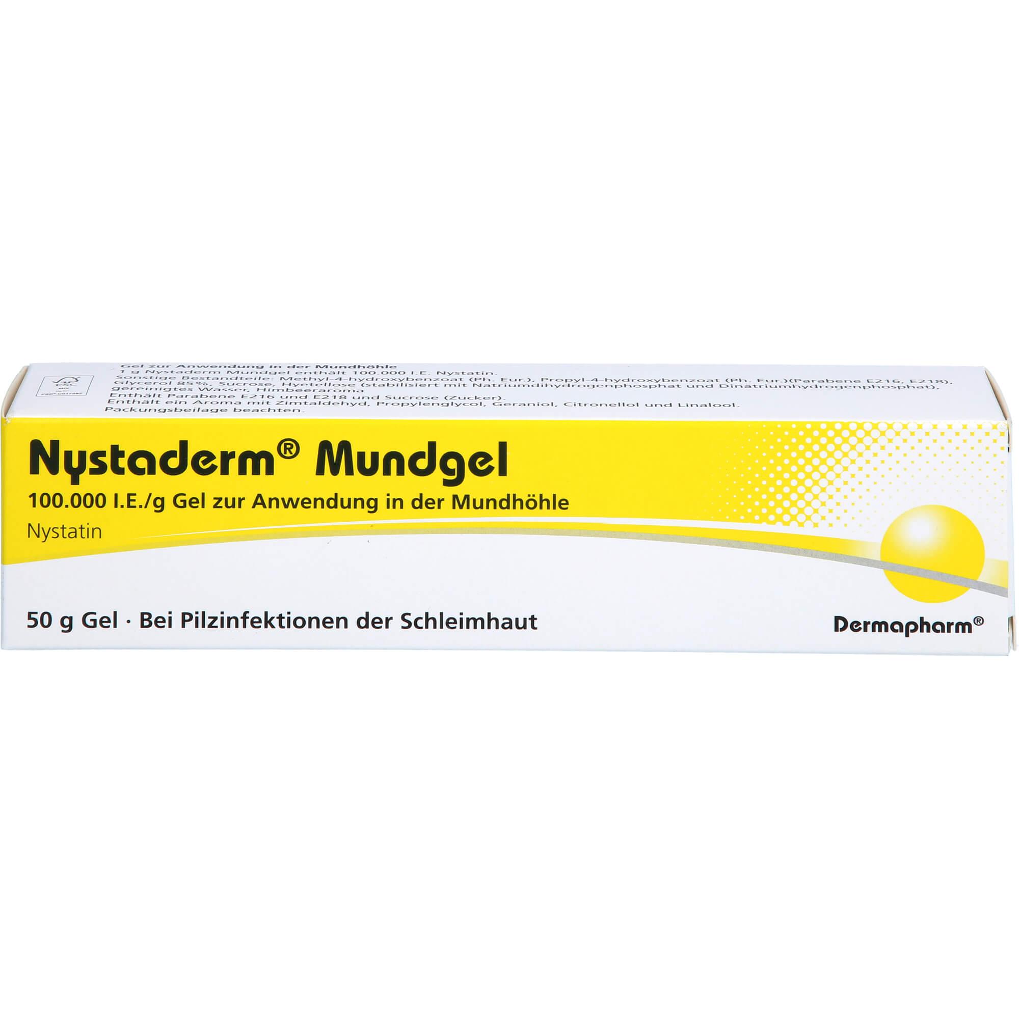NYSTADERM-Mundgel