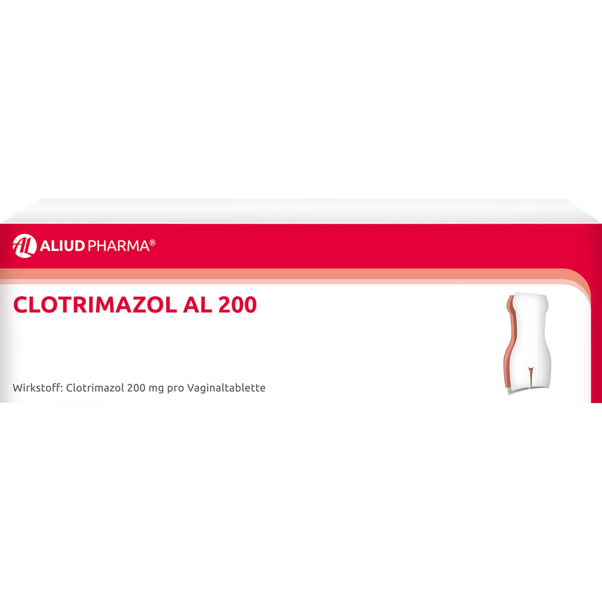 CLOTRIMAZOL-AL-200-Vaginaltabletten