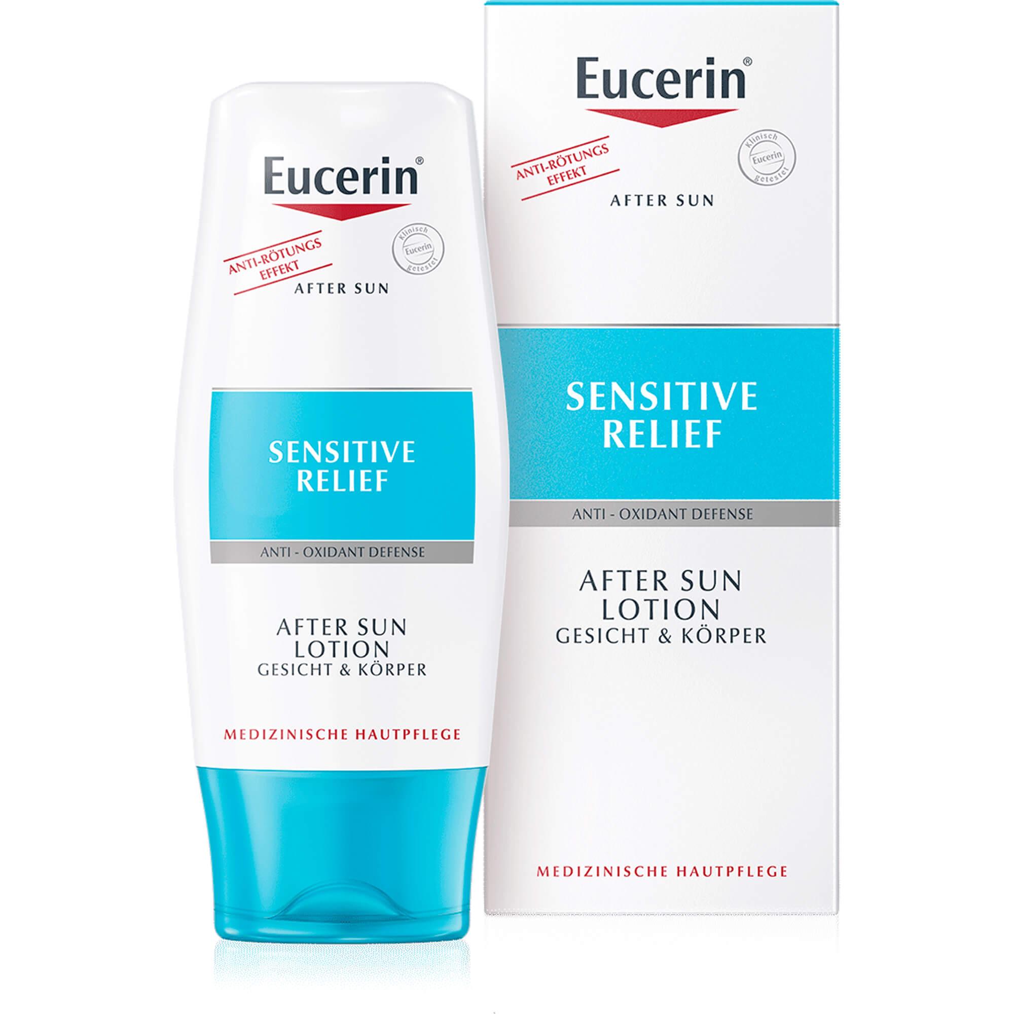 EUCERIN-After-Sun-Sensitive-Relief-Lotion