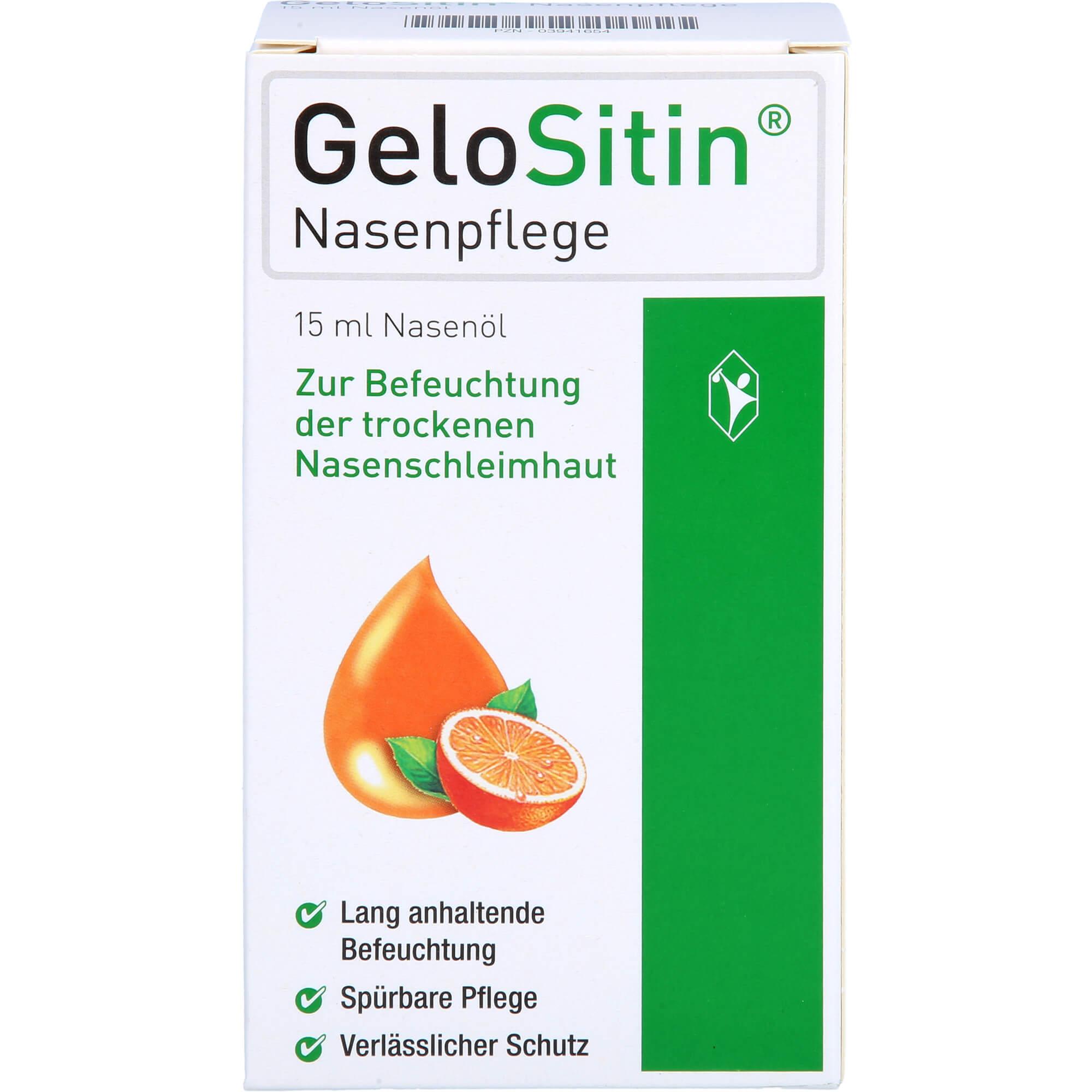 GELOSITIN-Nasenpflege-Spray