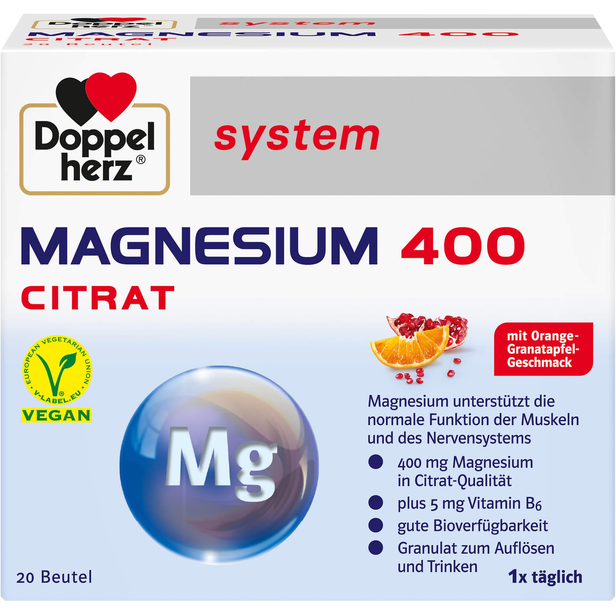 DOPPELHERZ-Magnesium-400-Citrat-system-Granulat
