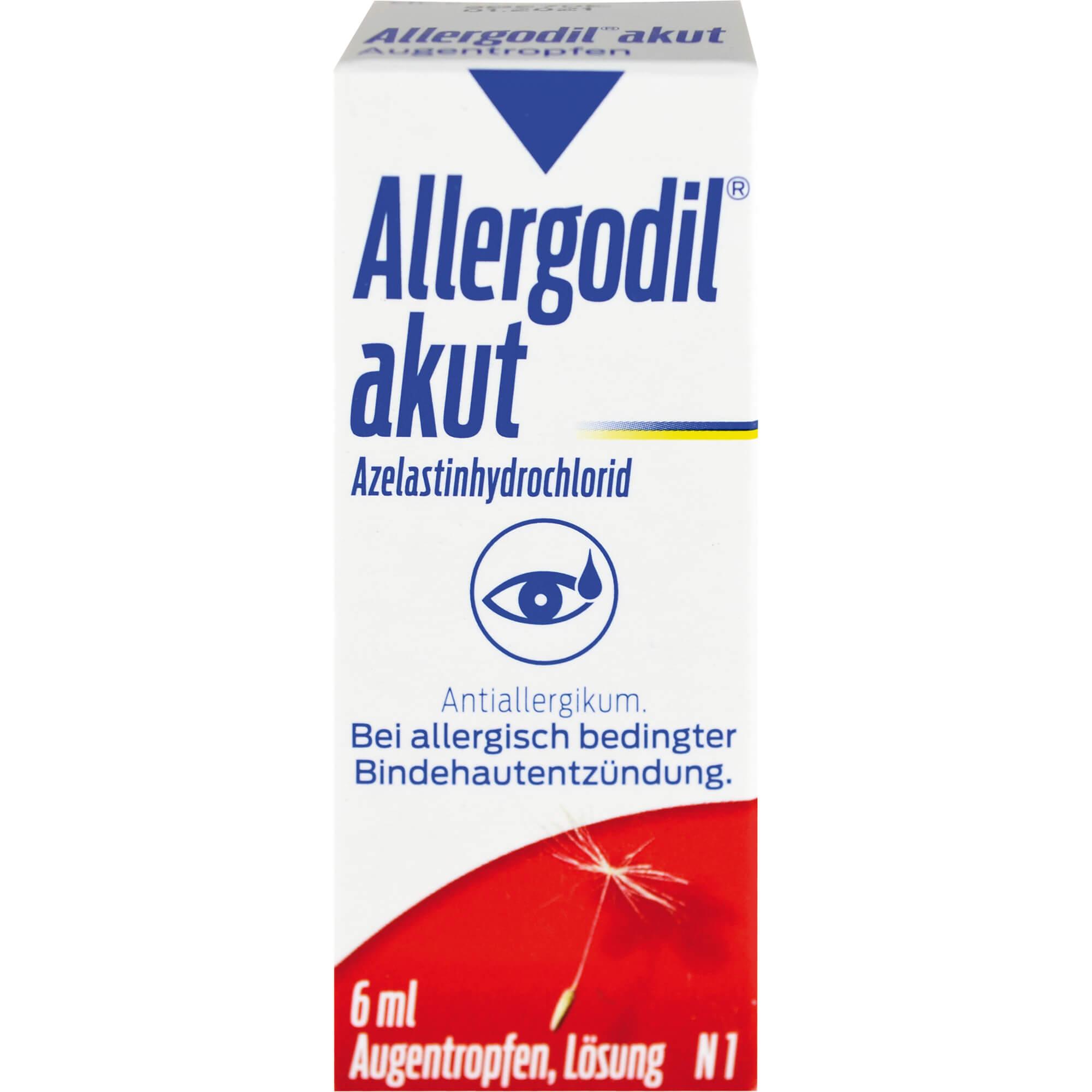 ALLERGODIL-akut-Augentropfen