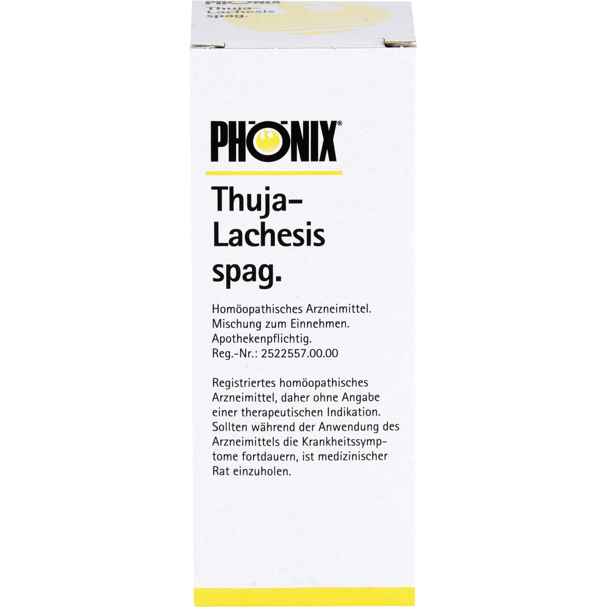 PHOeNIX-THUJA-lachesis-spag-Mischung
