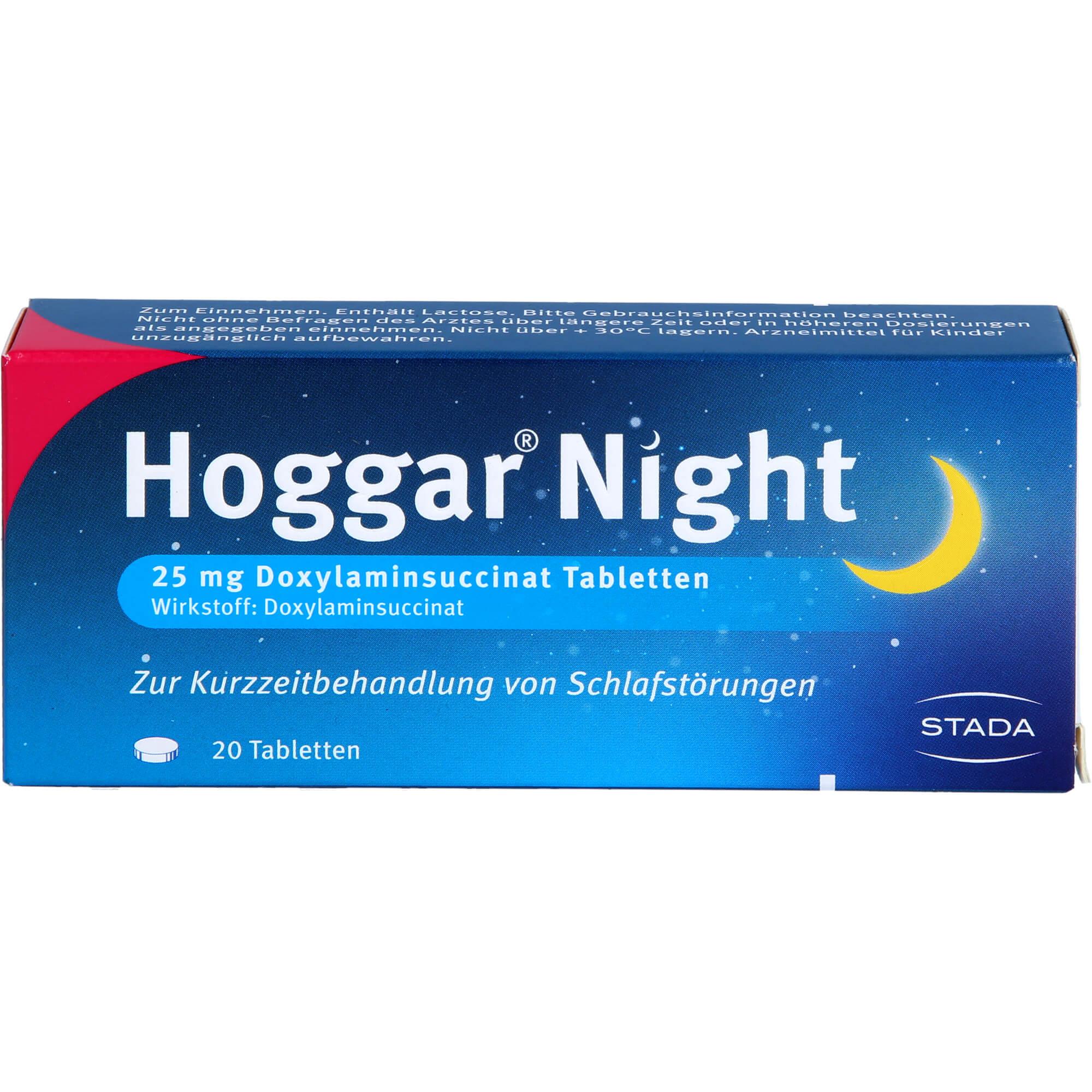 HOGGAR-Night-Tabletten