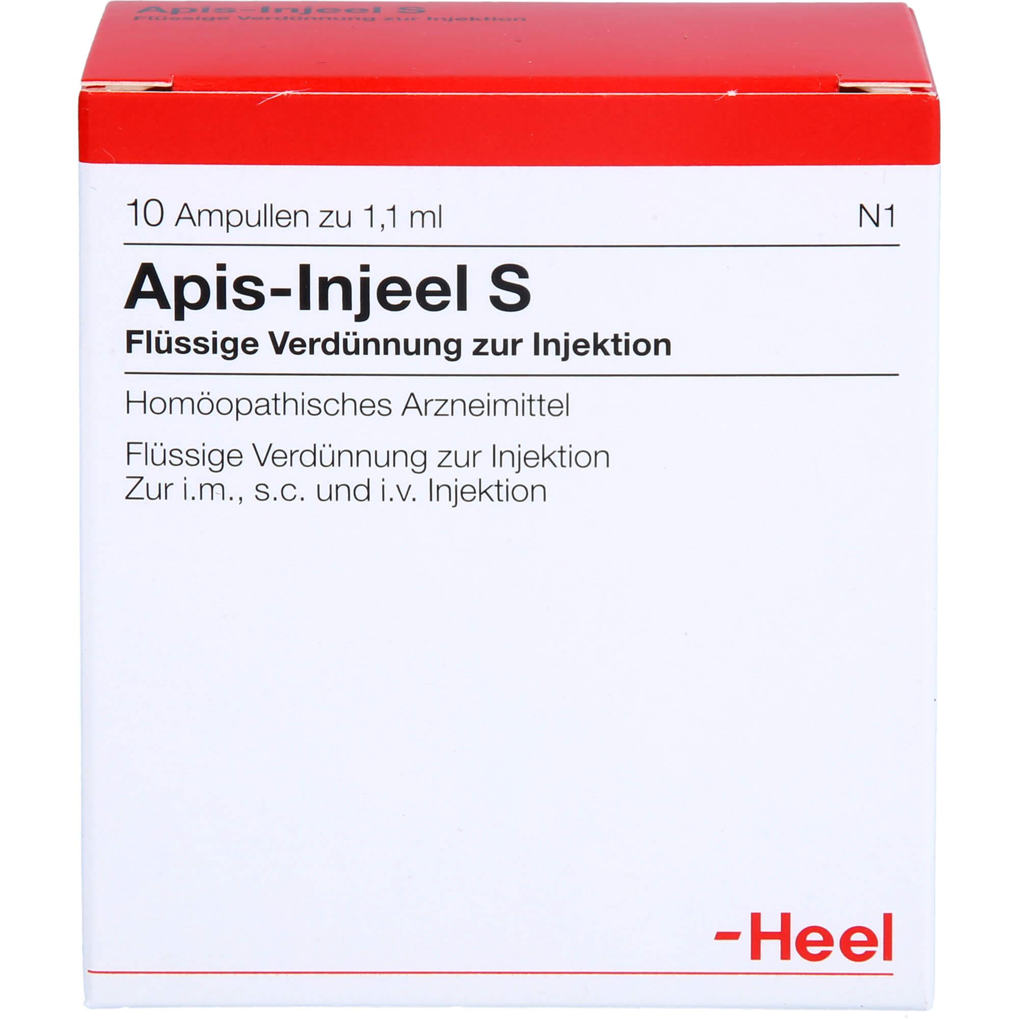 APIS-INJEEL-S-Ampullen