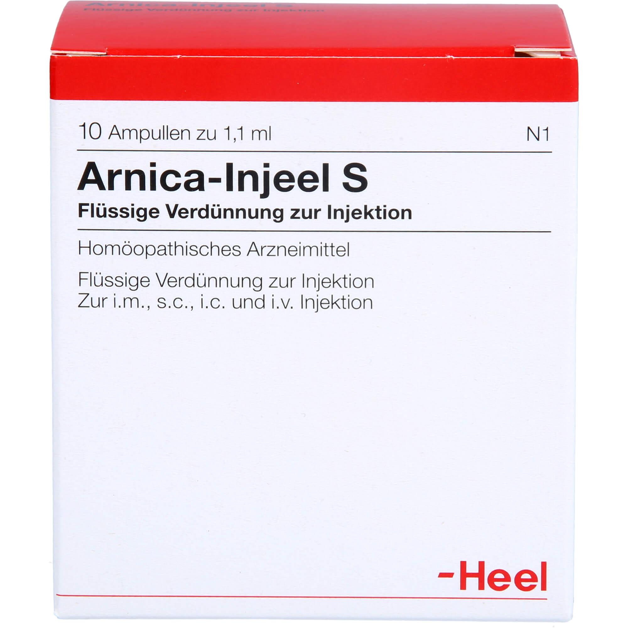 ARNICA-INJEEL-S-Ampullen