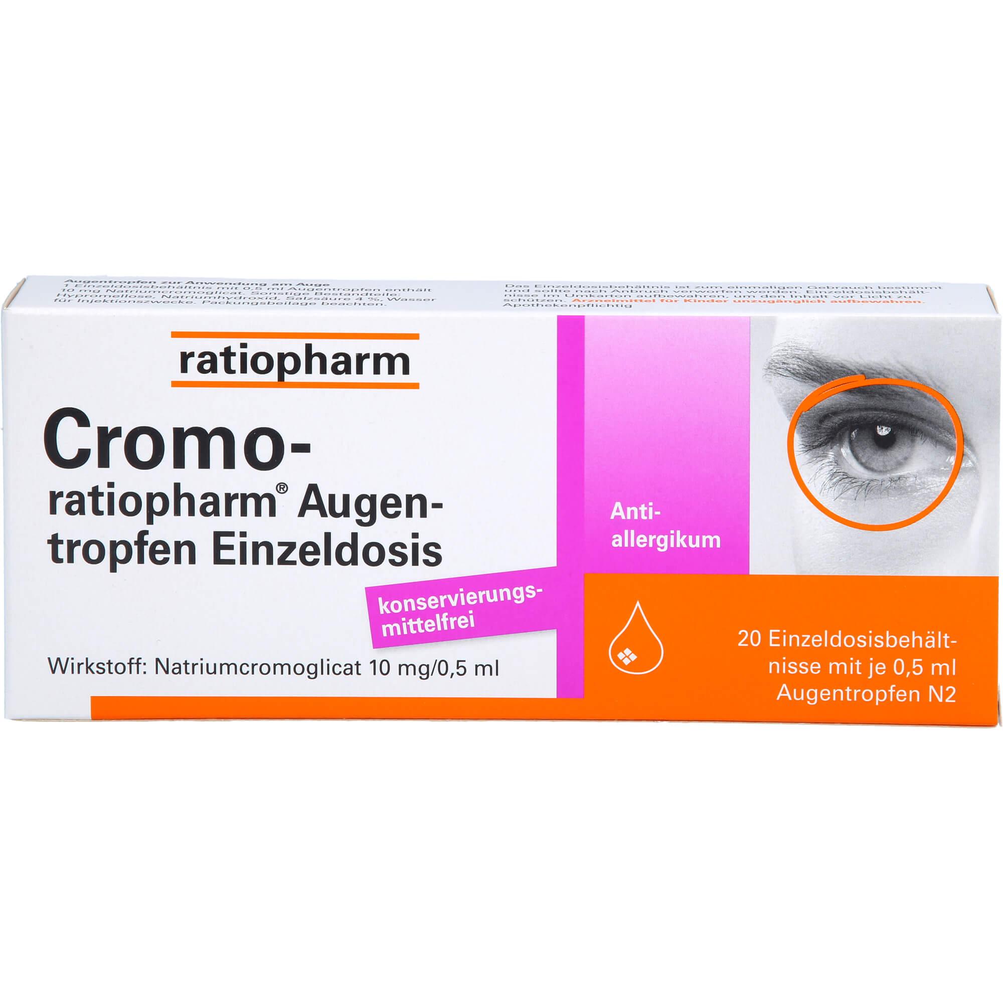 CROMO-RATIOPHARM-Augentropfen-Einzeldosis